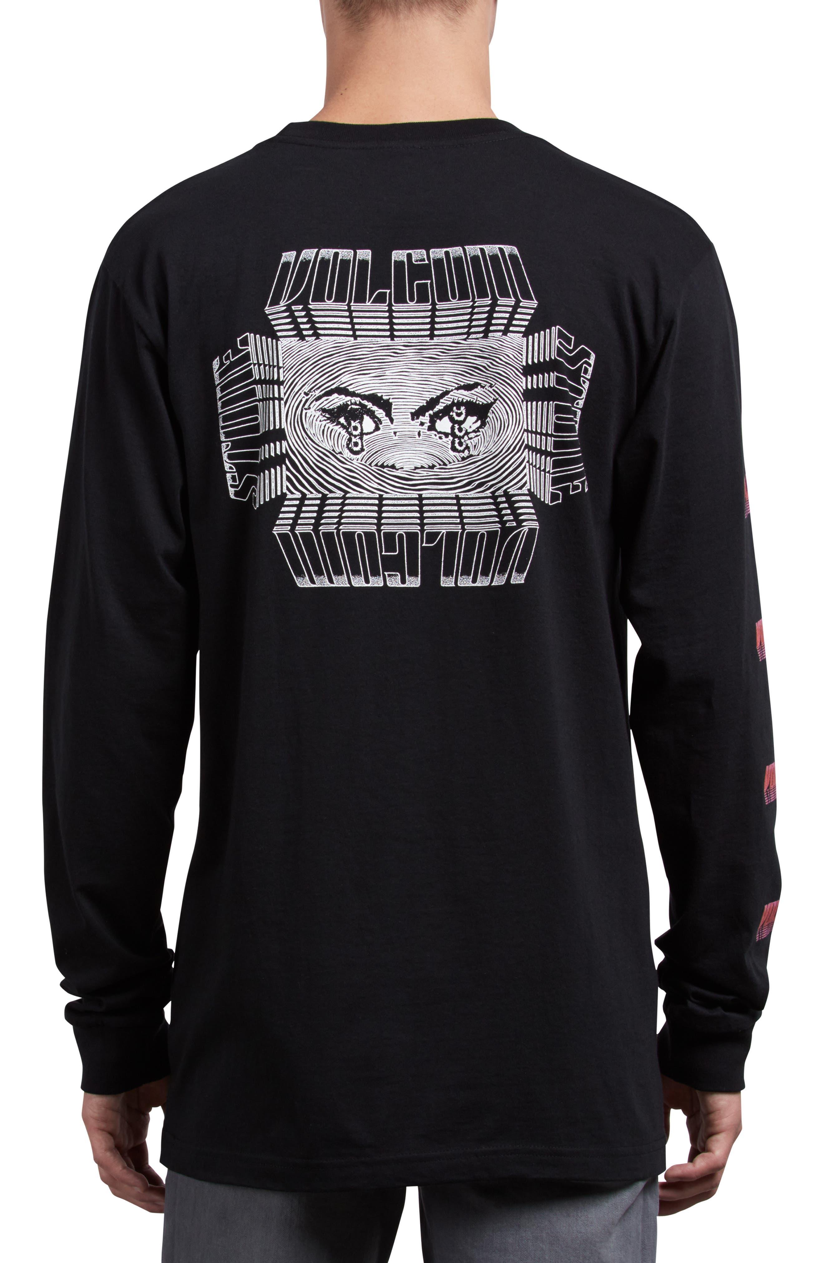 Stone Void Graphic T-Shirt,                             Alternate thumbnail 2, color,                             001