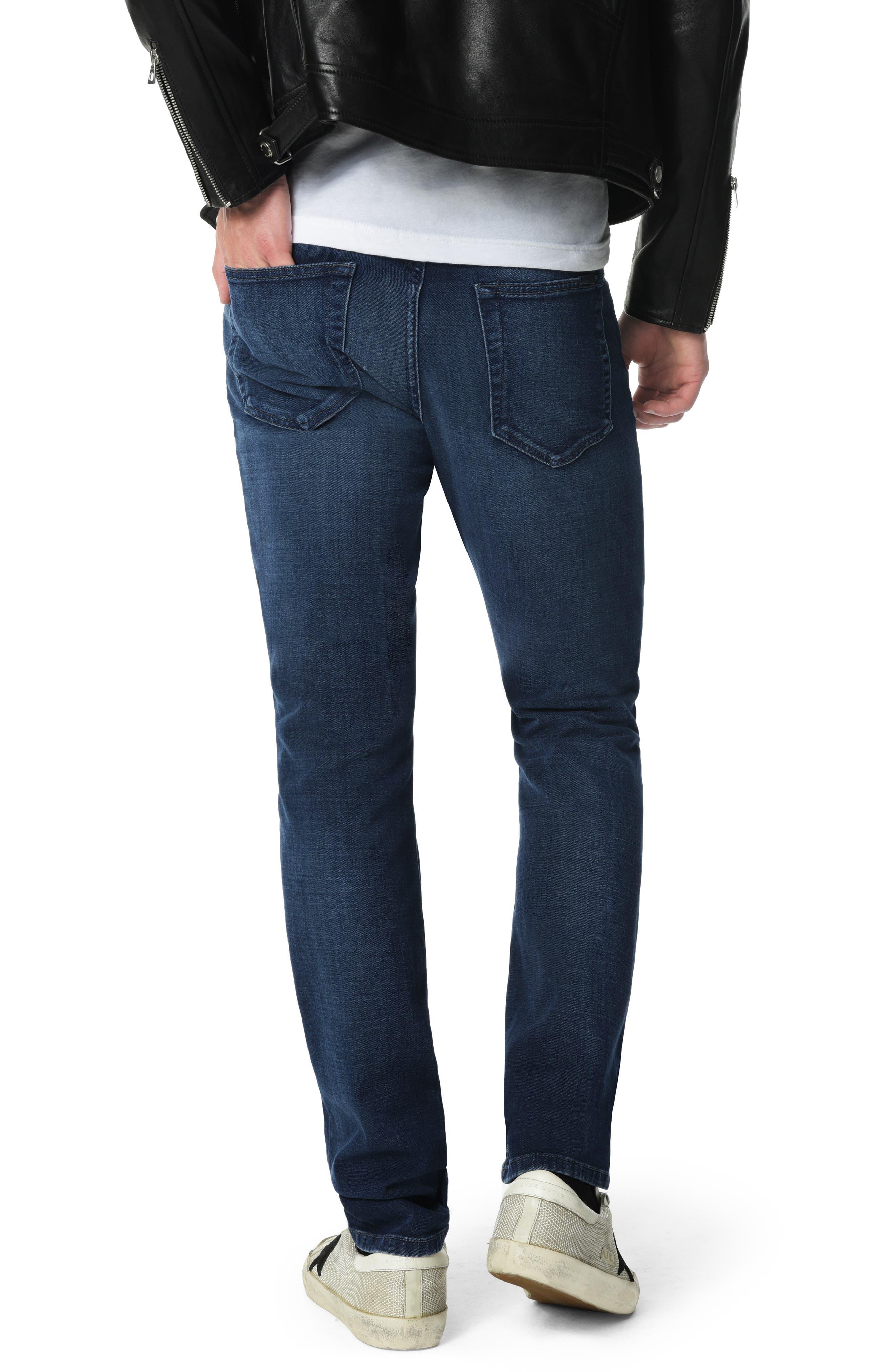 Slim Fit Jeans,                             Alternate thumbnail 2, color,                             MARC