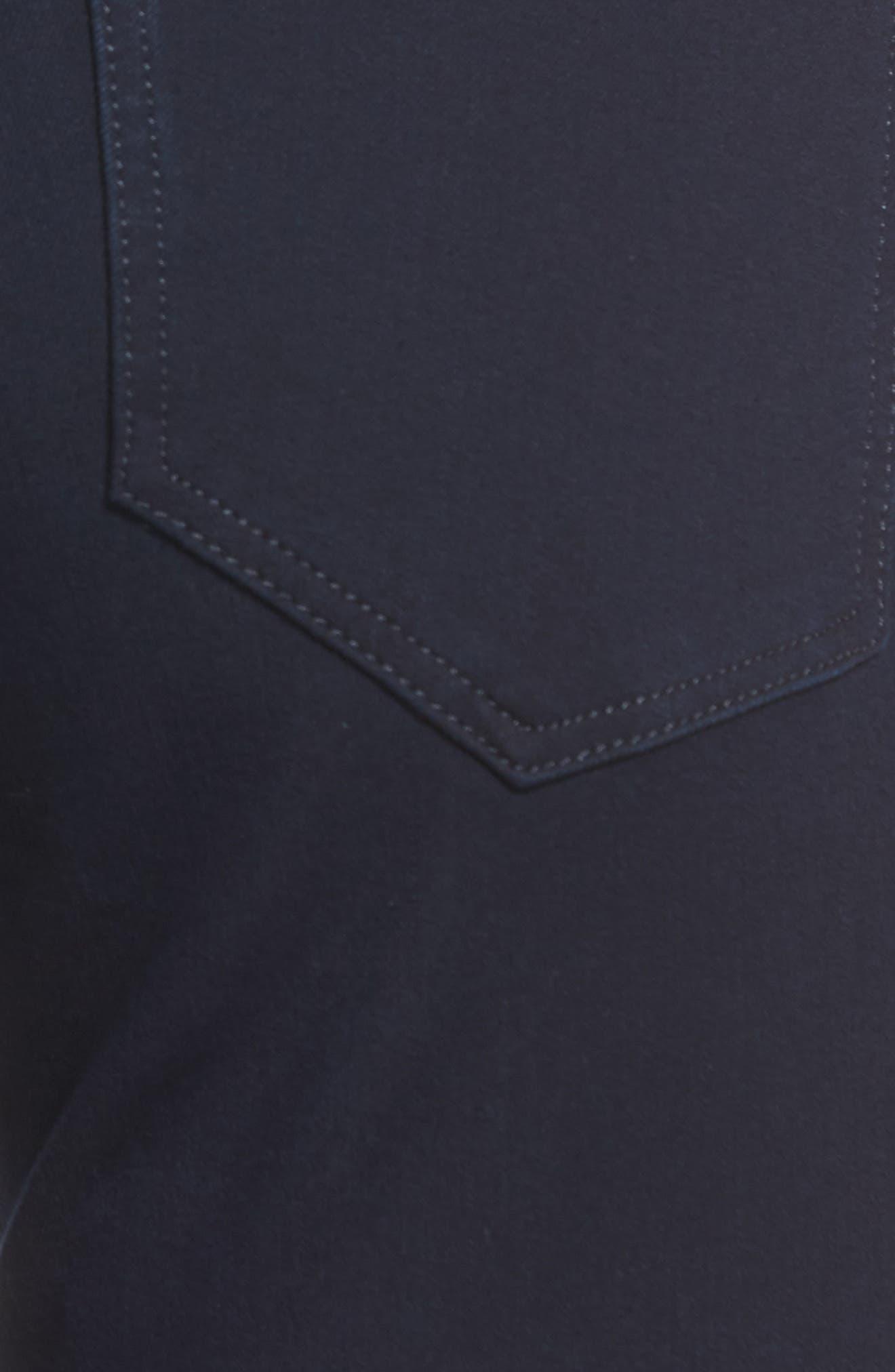 Alexa Stretch Skinny Jeans,                             Alternate thumbnail 5, color,                             401