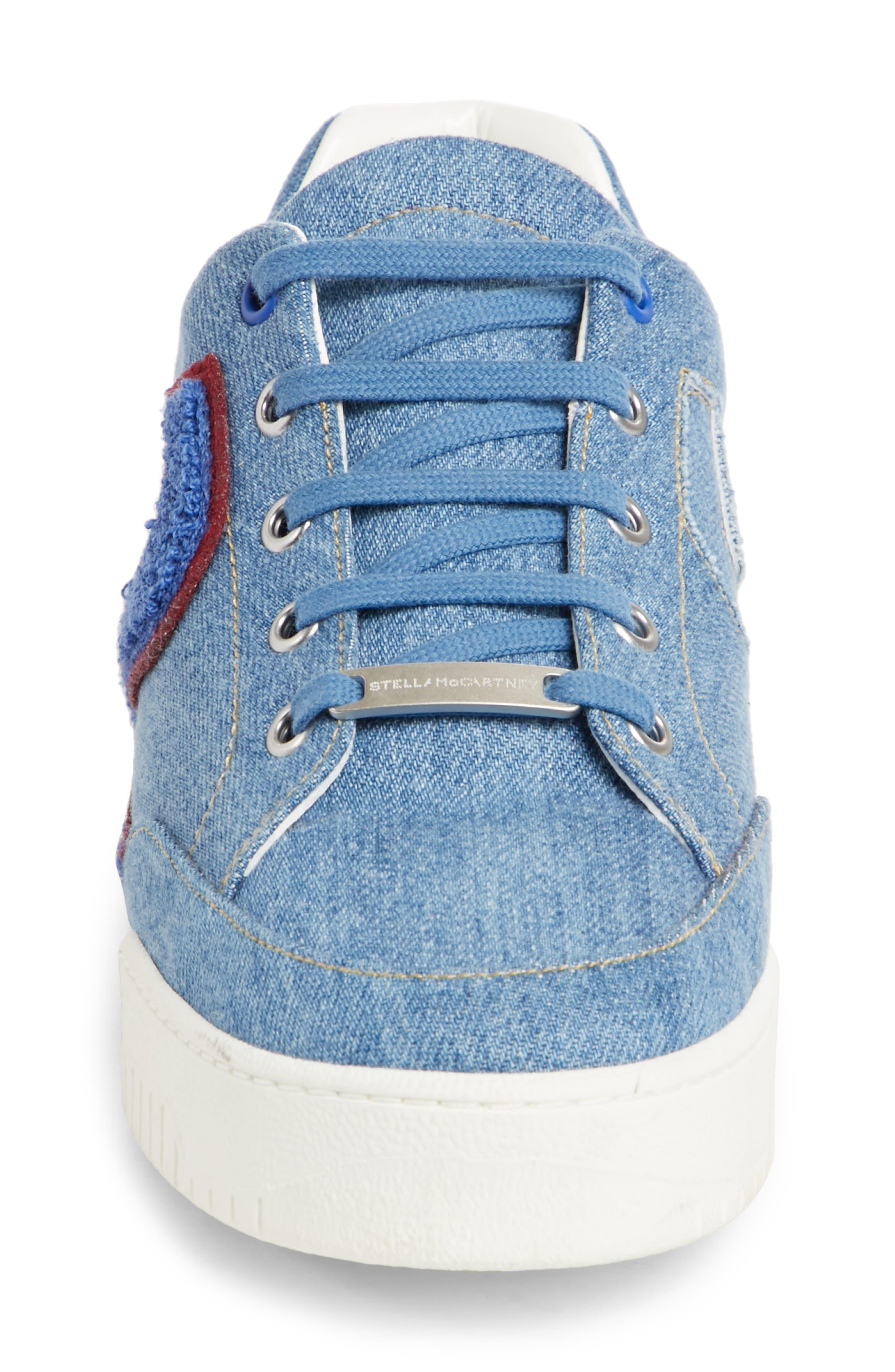 Low Top Sneaker,                             Alternate thumbnail 4, color,