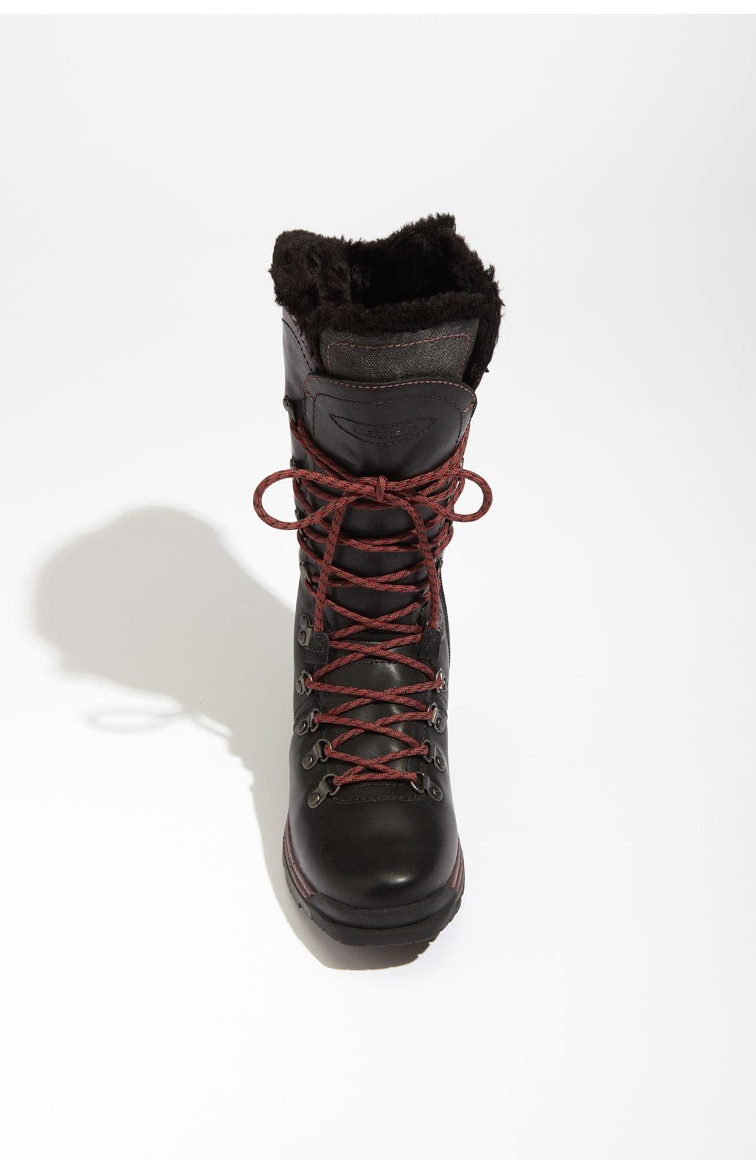 MERRELL,                             'Natalya' Waterproof Boot,                             Alternate thumbnail 2, color,                             001