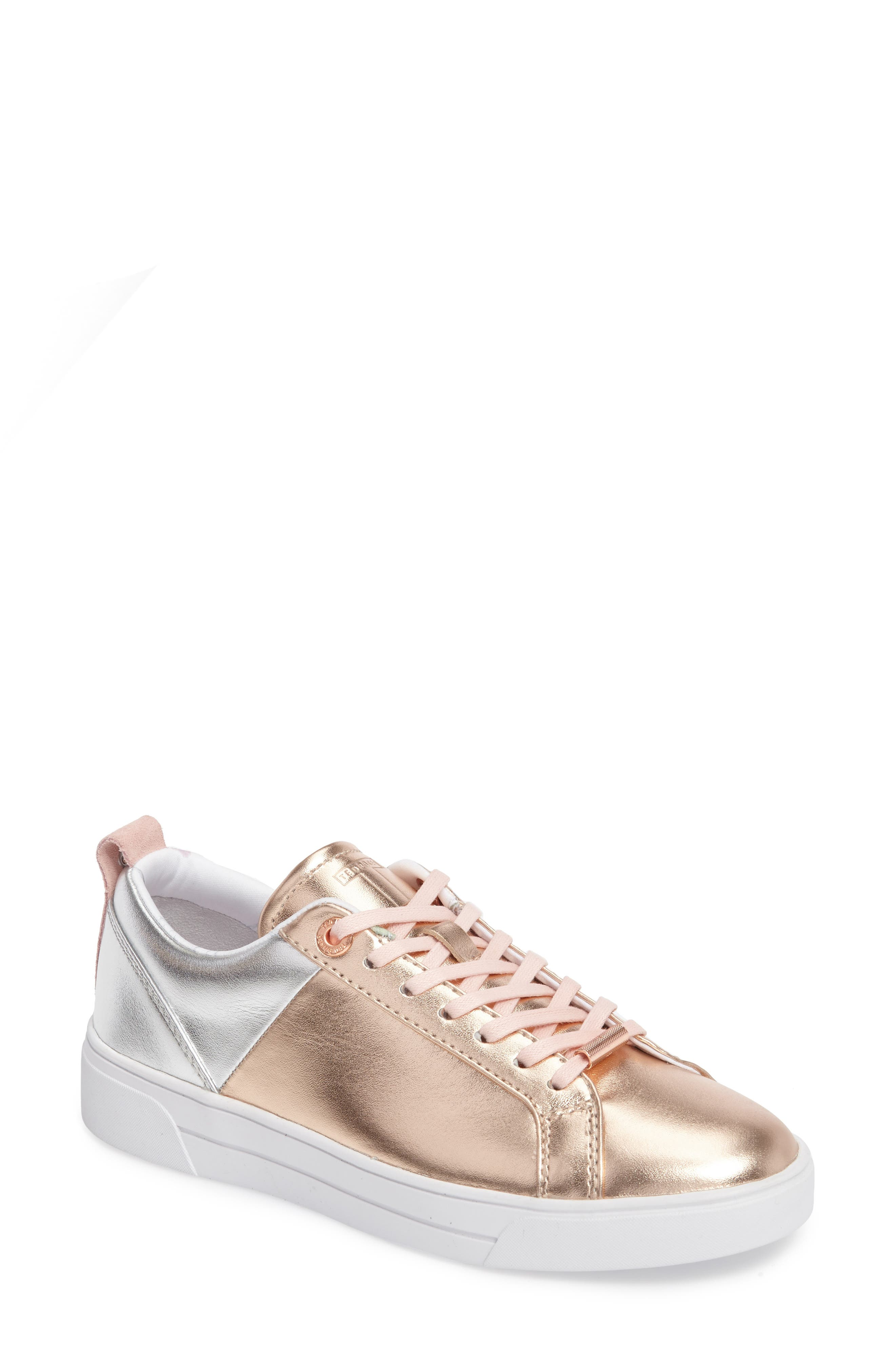 Kulei Lace-Up Sneaker,                             Main thumbnail 2, color,