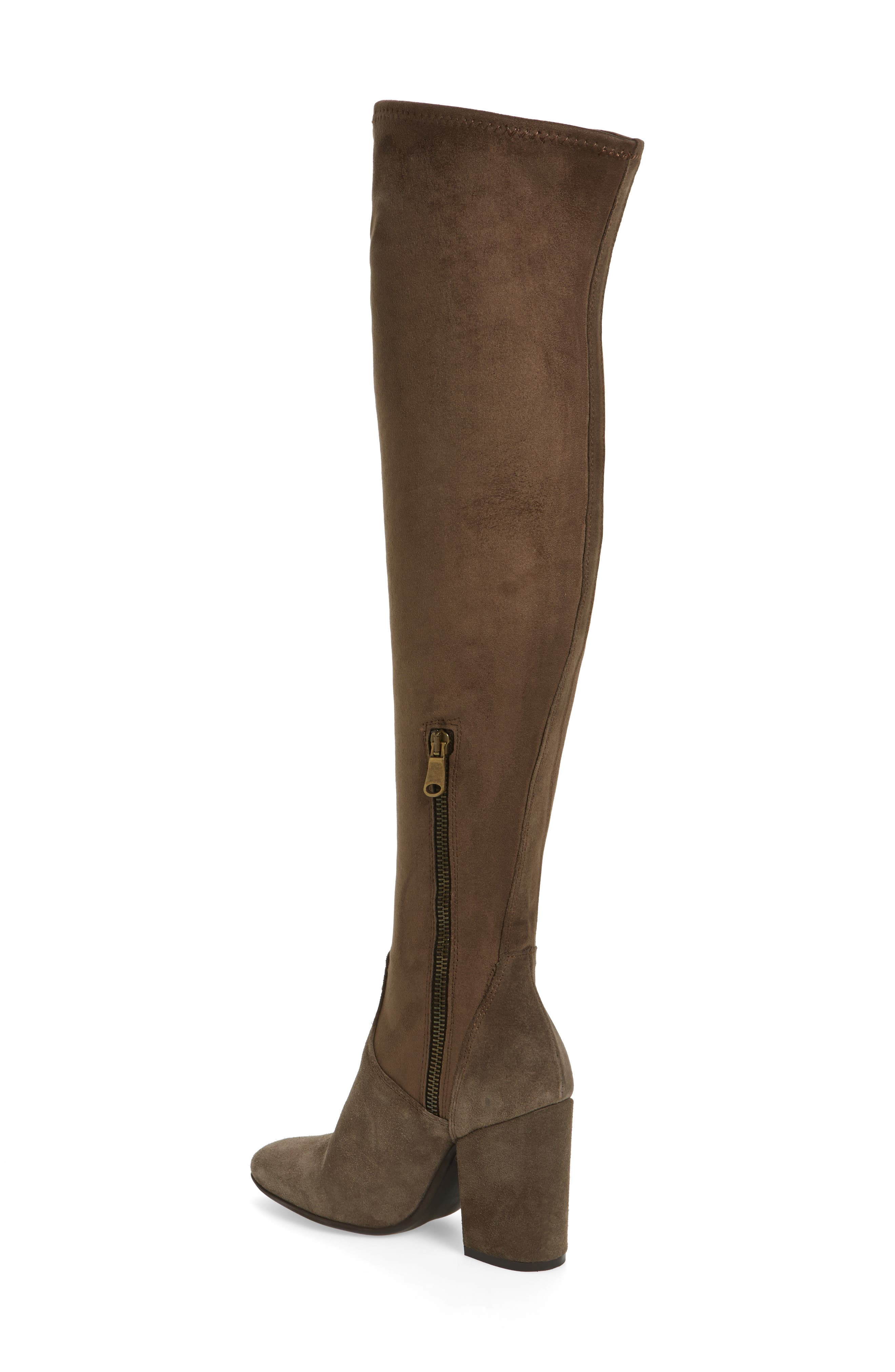 Clarice Over the Knee Boot,                             Alternate thumbnail 3, color,