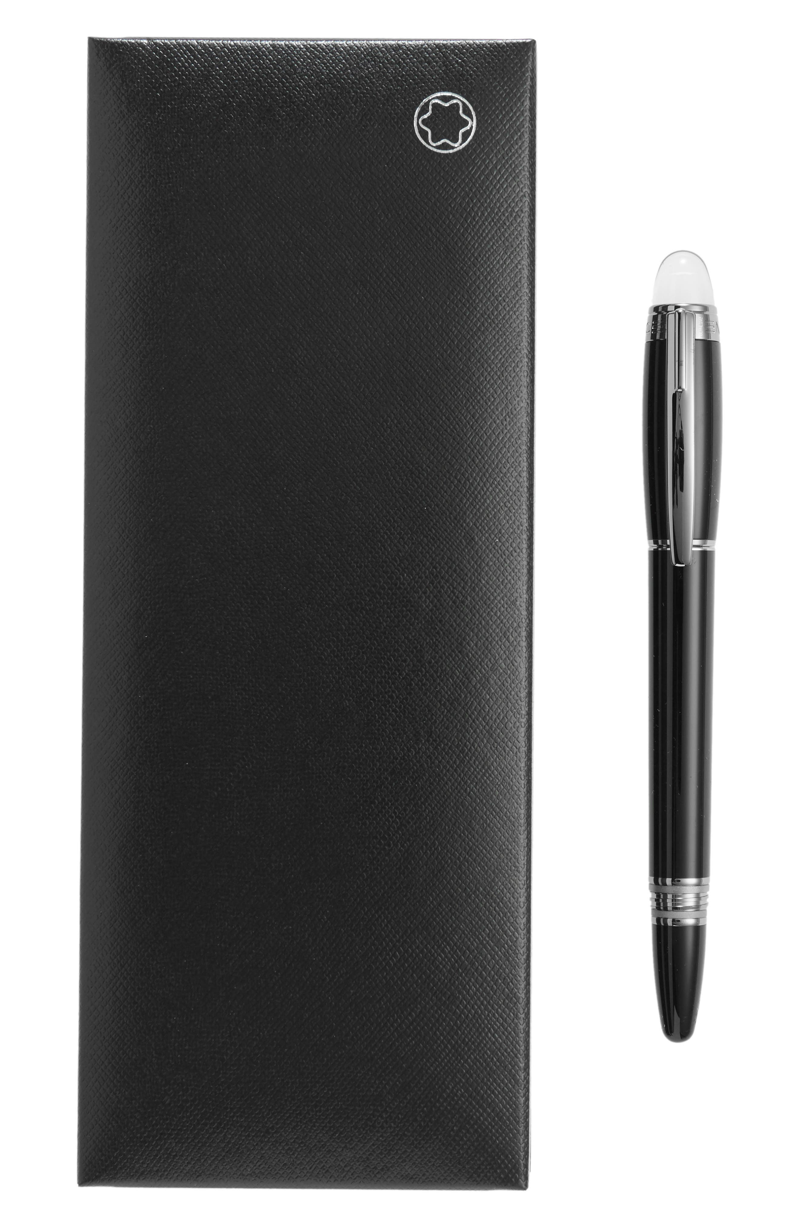 StarWalker Midnight Black Fineliner Pen,                             Alternate thumbnail 2, color,