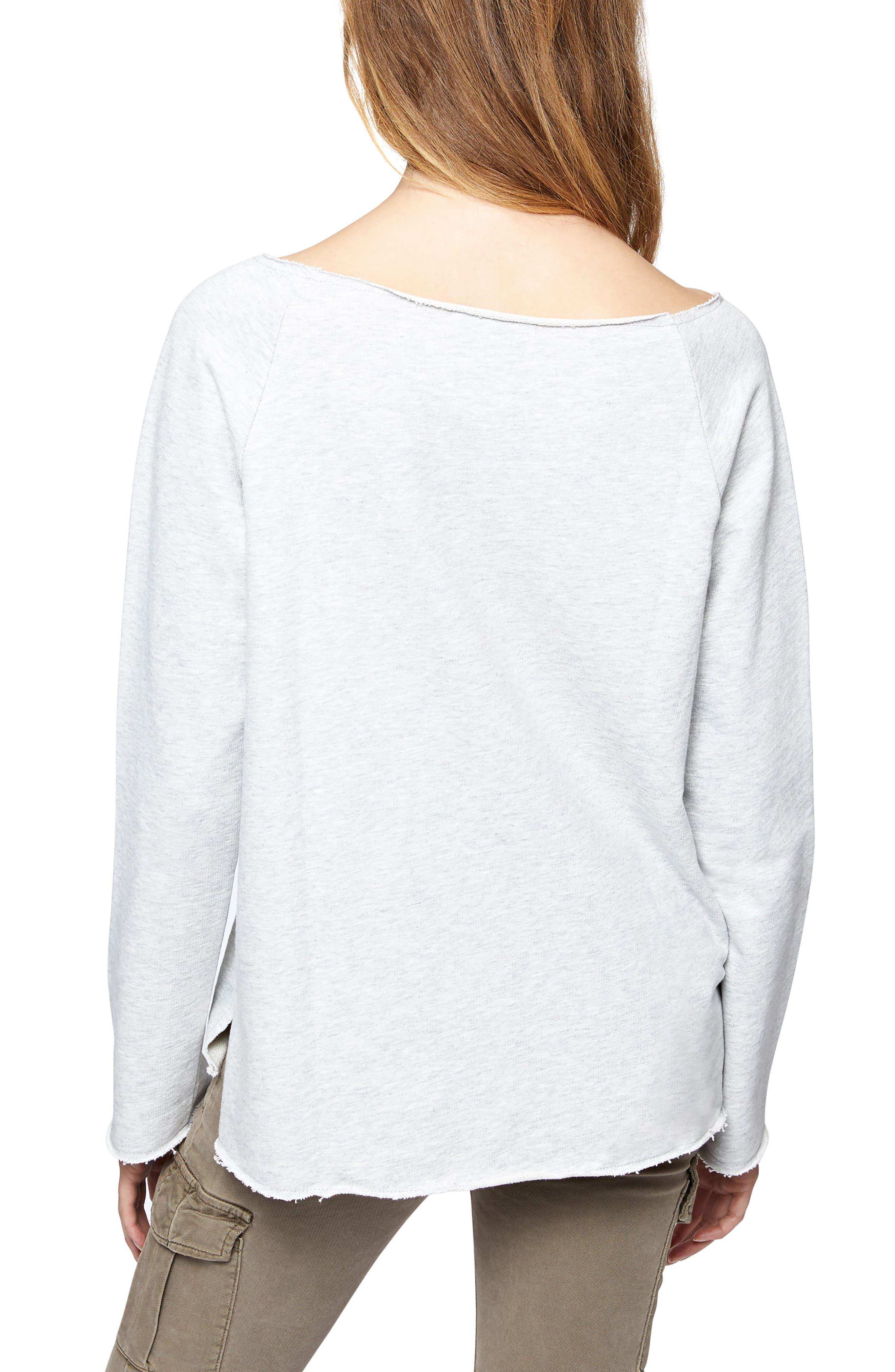 Galaxy Sequin Sweatshirt,                             Alternate thumbnail 2, color,                             050