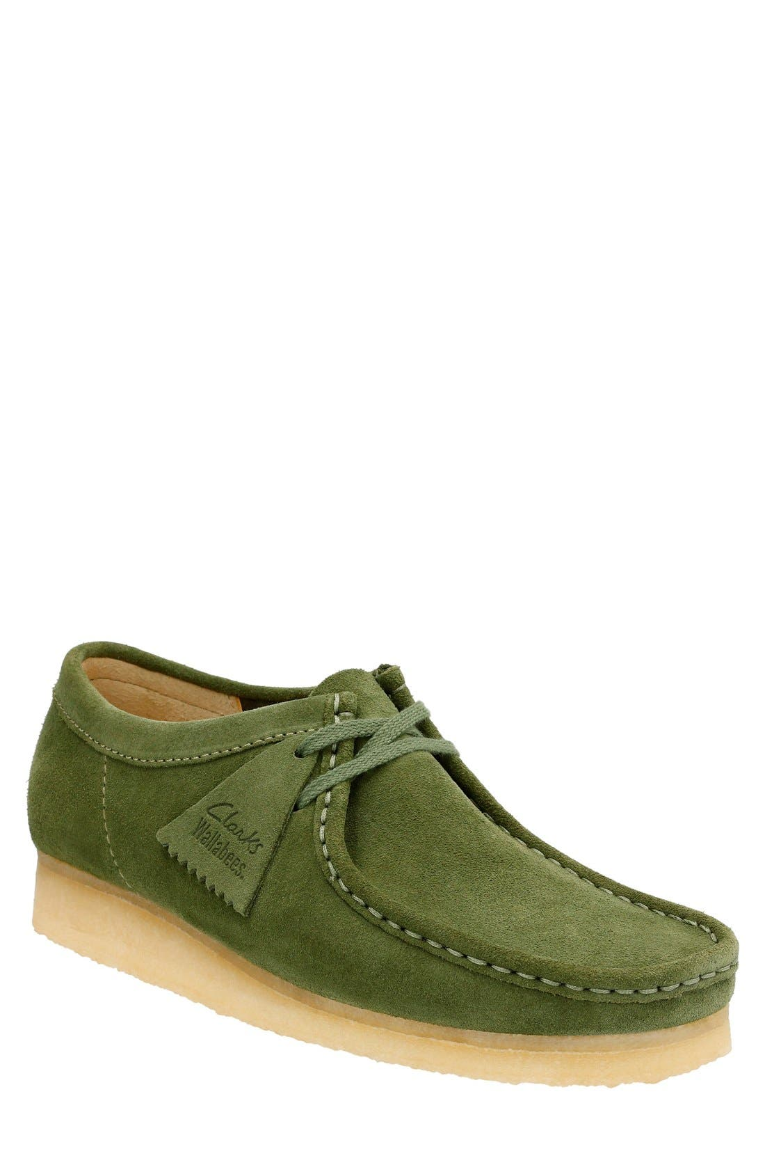 'Wallabee' Moc Toe Derby (Online Only),                             Main thumbnail 9, color,