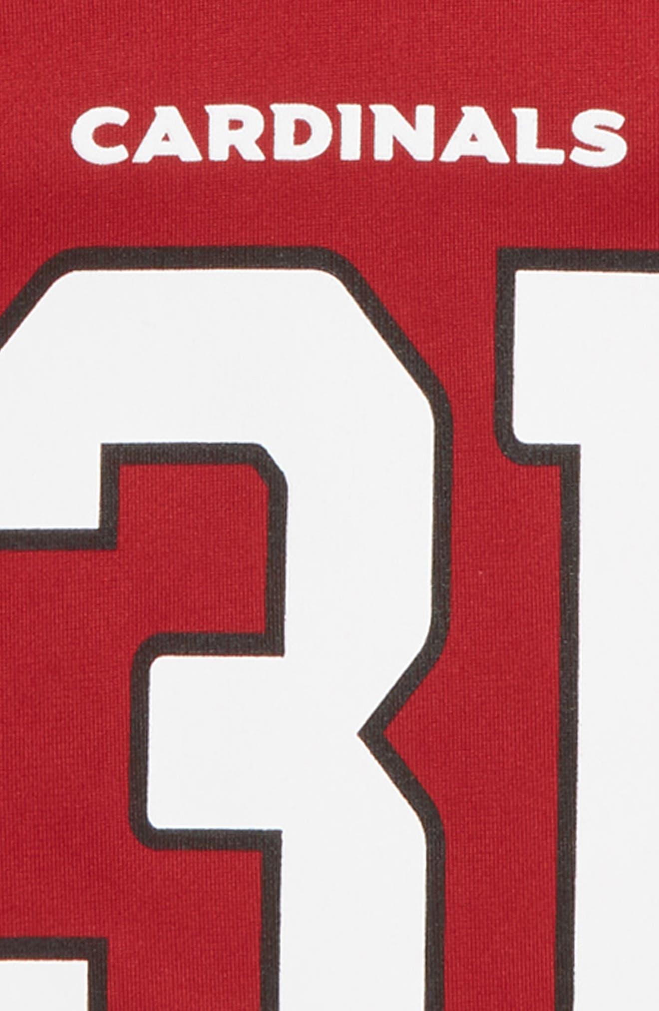 NFL Arizona Cardinals David Johnson Jersey,                             Alternate thumbnail 3, color,                             CARDINAL