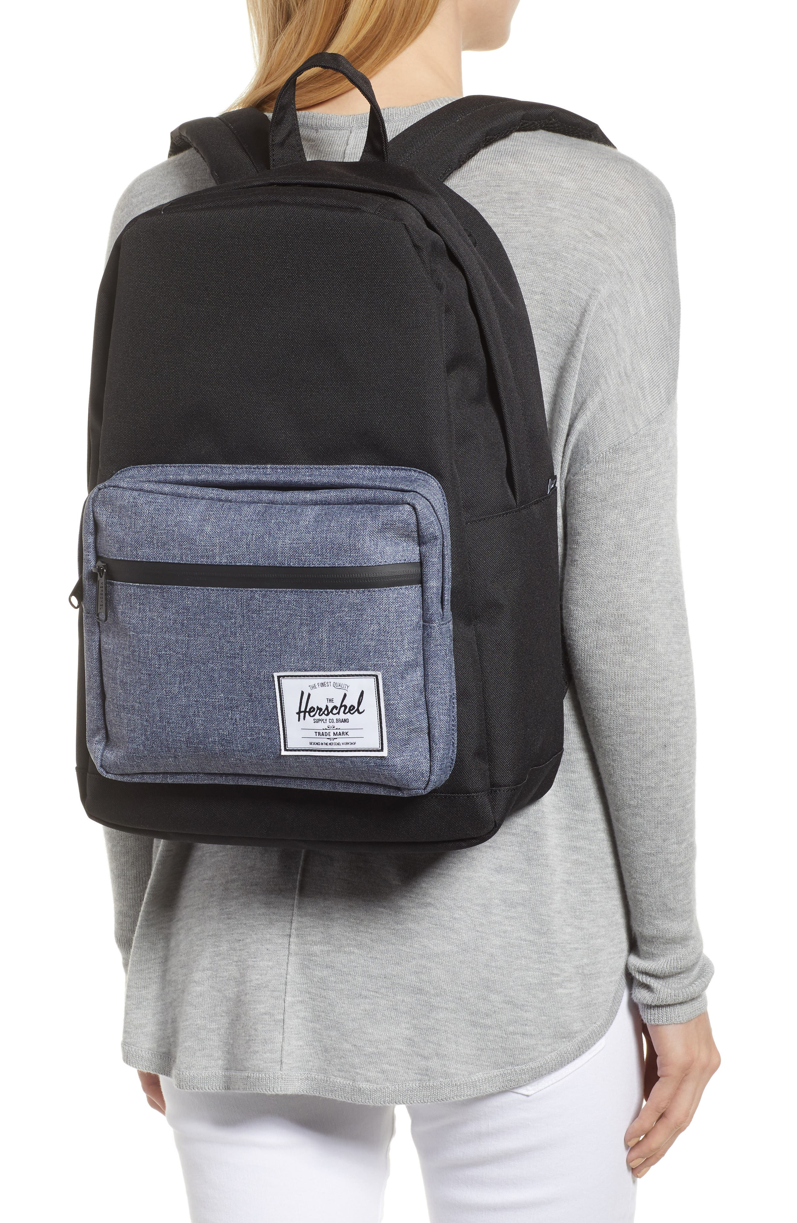 Pop Quiz - Chambray Backpack,                             Alternate thumbnail 2, color,                             001