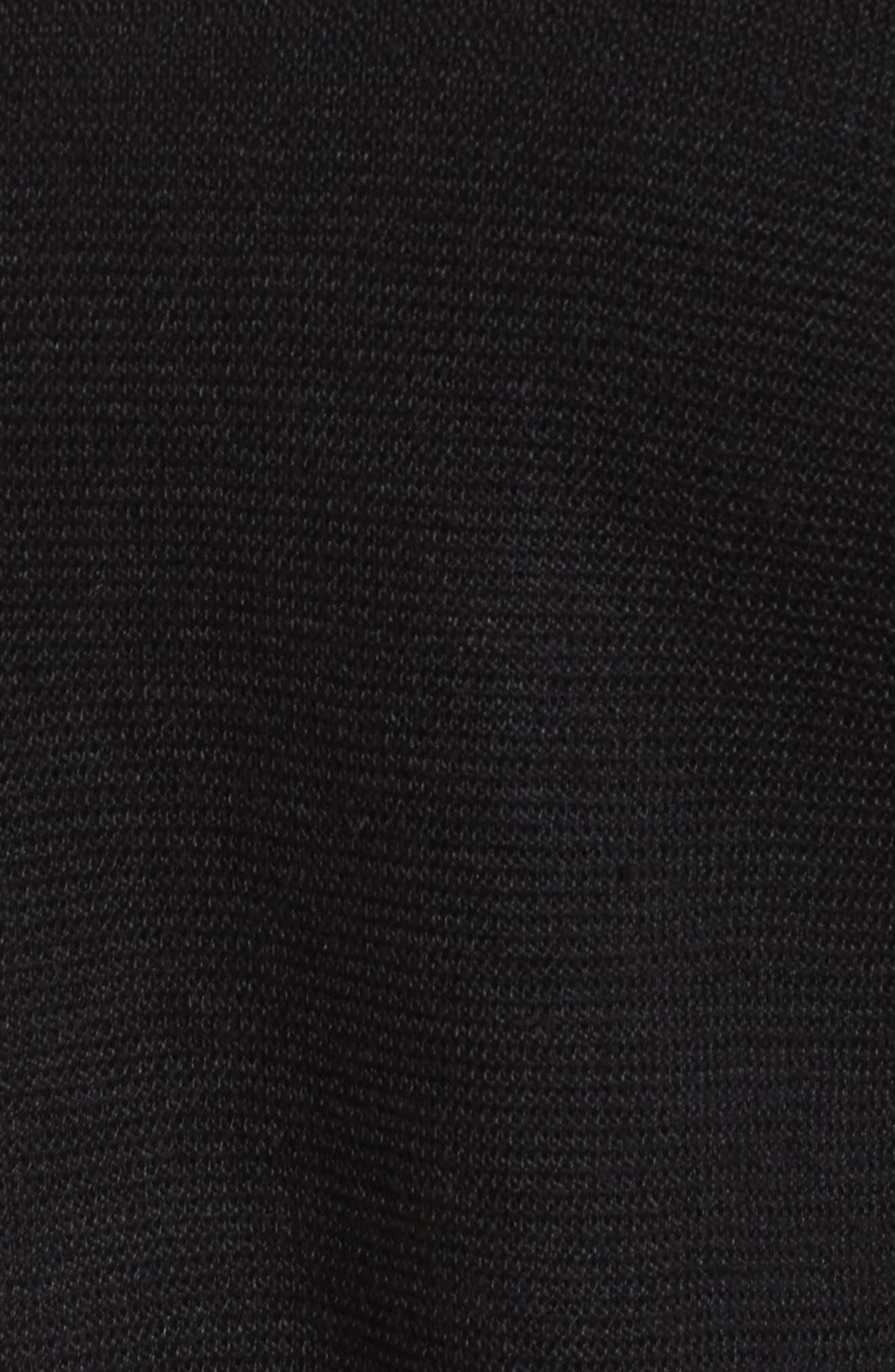 V-Neck Organic Linen Top,                             Alternate thumbnail 25, color,