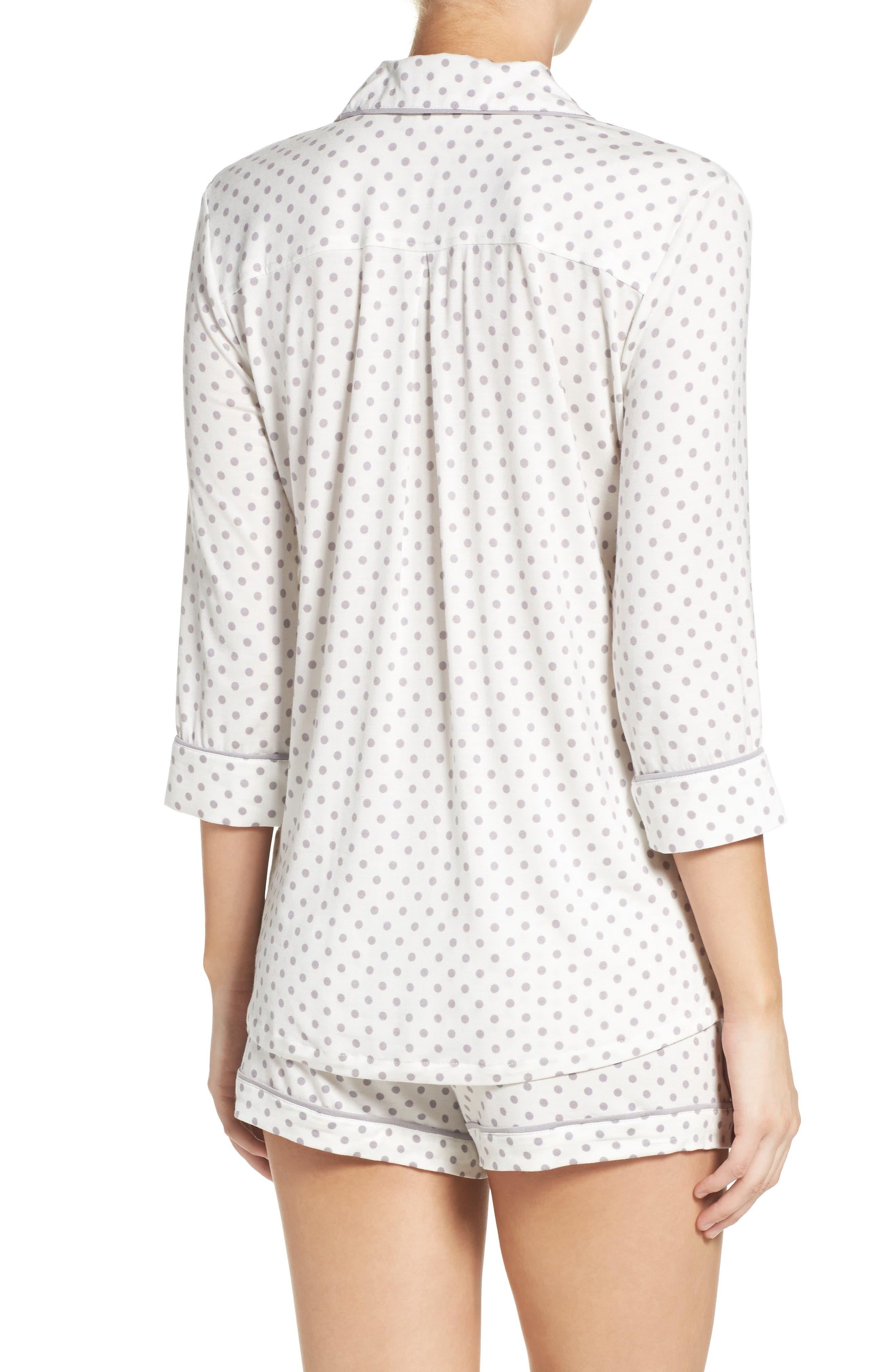Short Pajamas,                             Alternate thumbnail 2, color,                             900