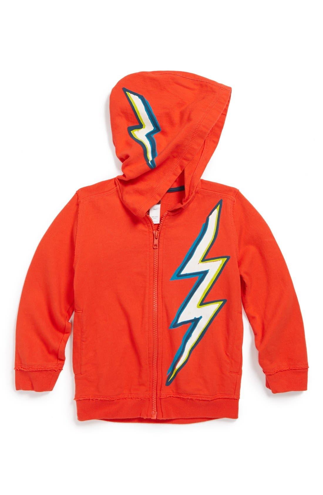 Lightning Bolt Hoodie, Main, color, 629