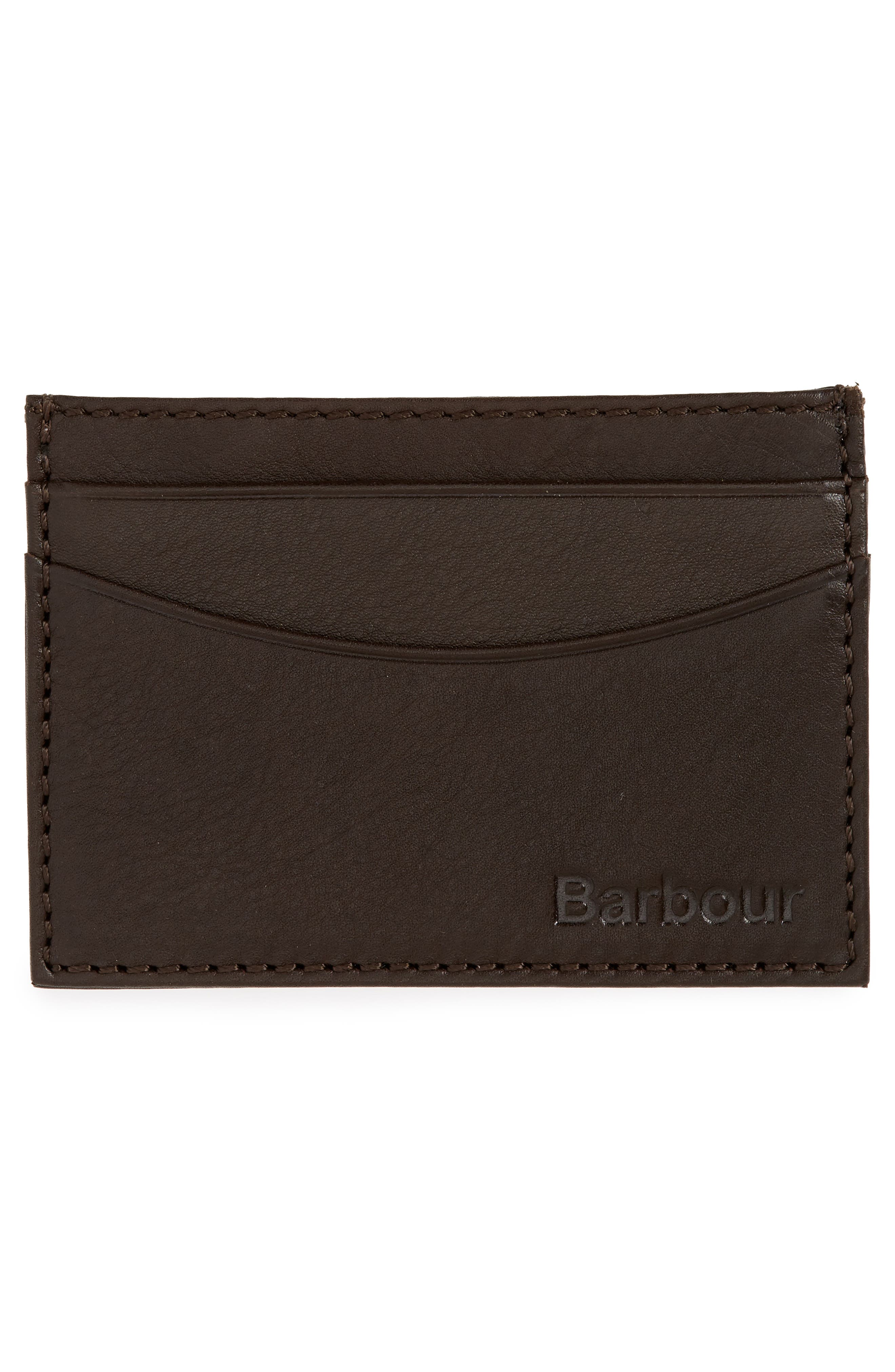 Leather Card Case,                             Alternate thumbnail 2, color,                             200
