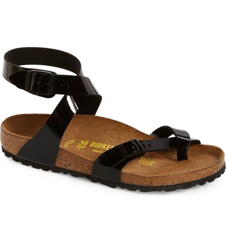 c803f57f1e7 Birkenstock  Yara  Birko-Flor™ Ankle Strap Sandal (Women)