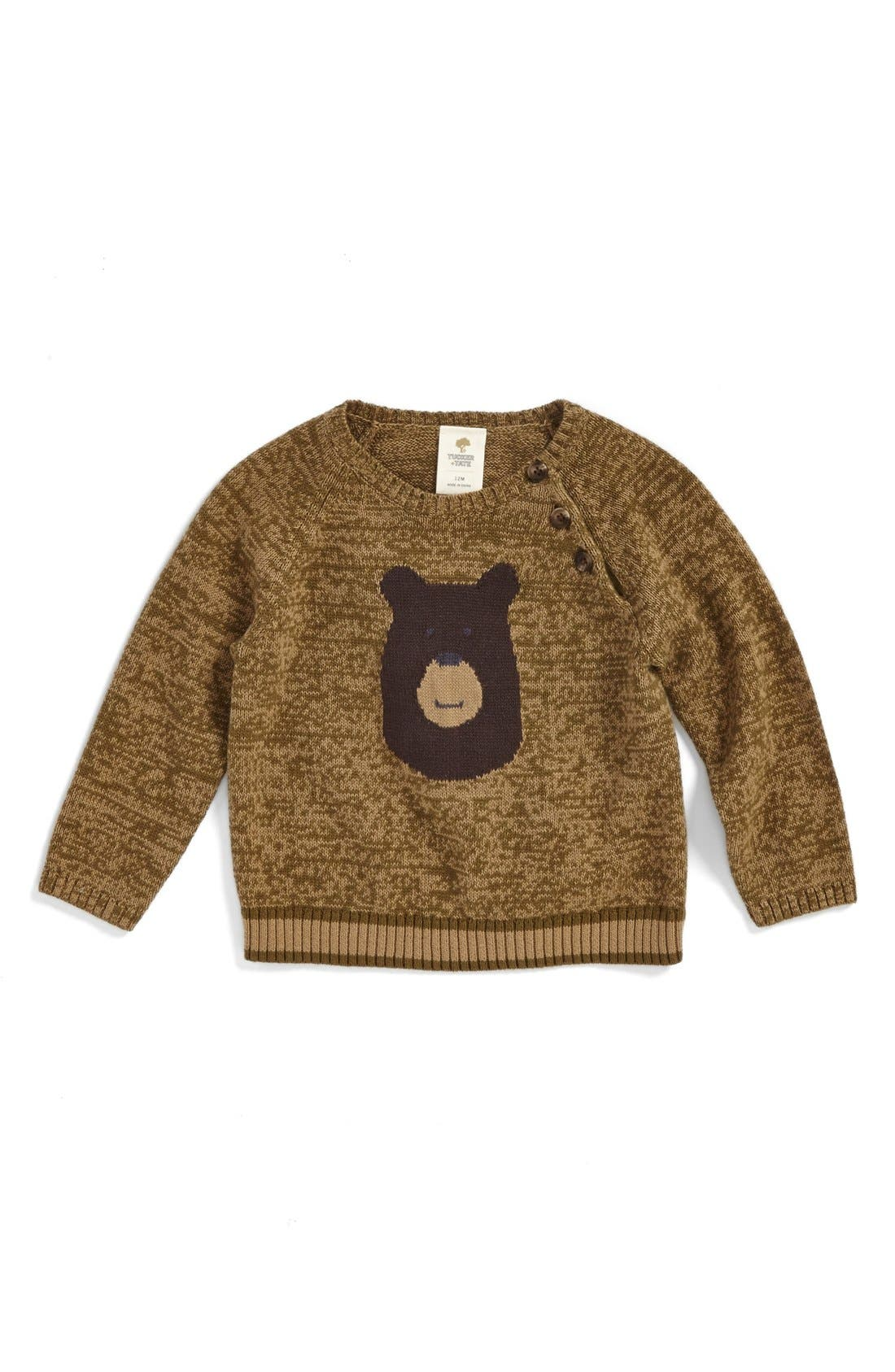 Animal Sweater,                         Main,                         color, 238