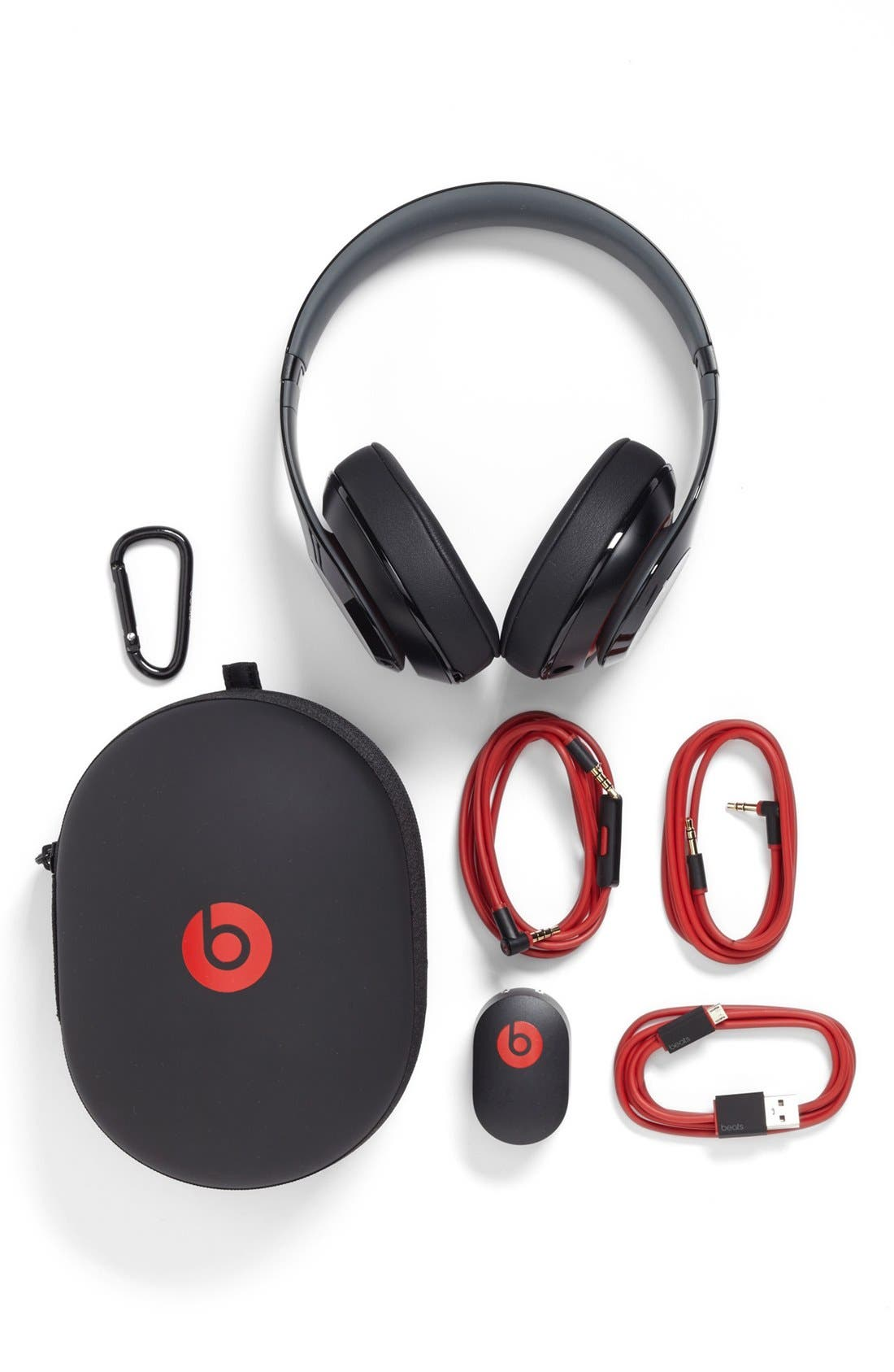 BEATS BY DR. DRE<SUP>™</SUP>,                             Beats by Dr. Dre 'Studio' Limited Edition High Definition Headphones,                             Alternate thumbnail 3, color,                             002