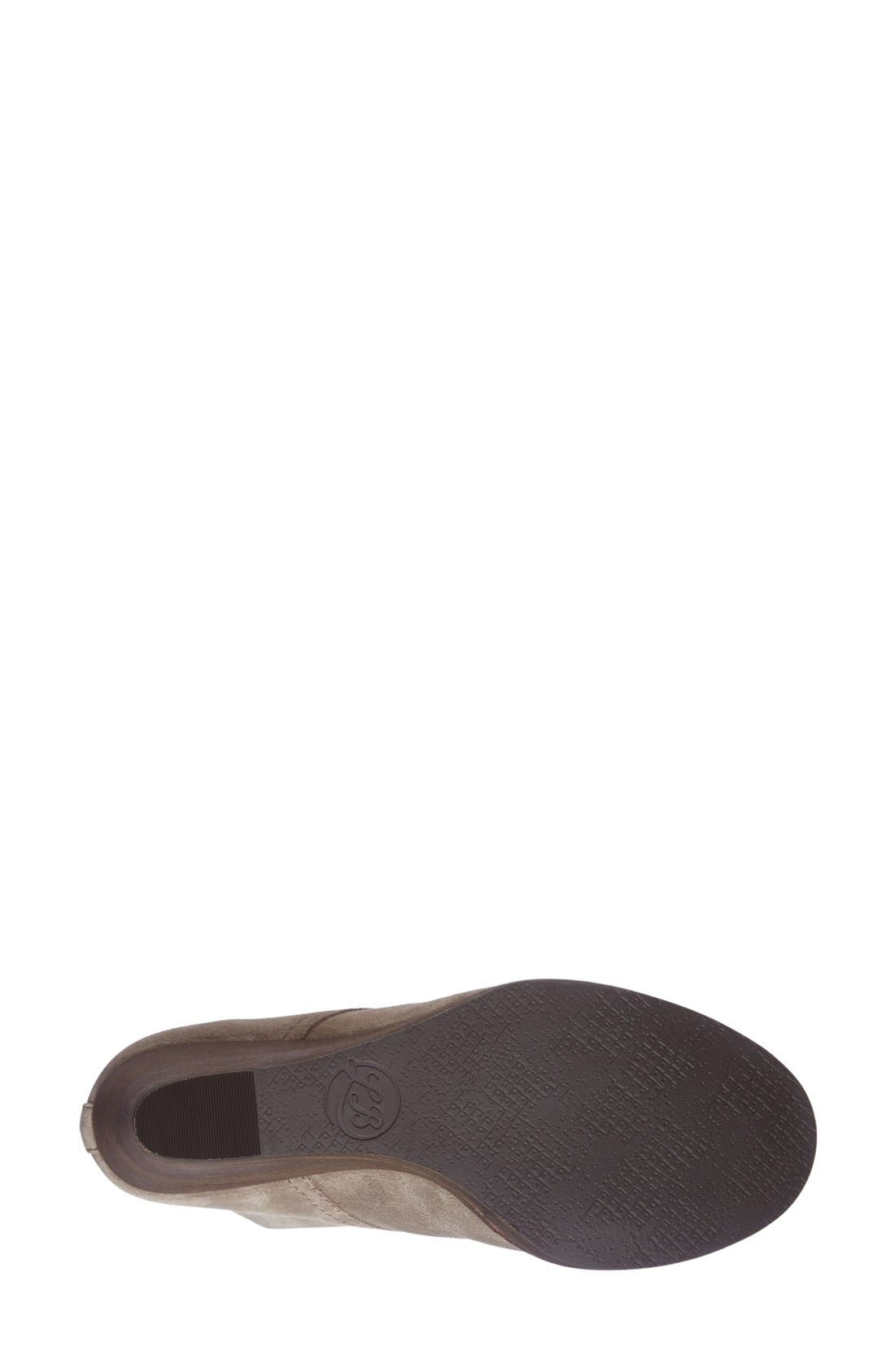 'Yoniana' Wedge Bootie,                             Alternate thumbnail 14, color,
