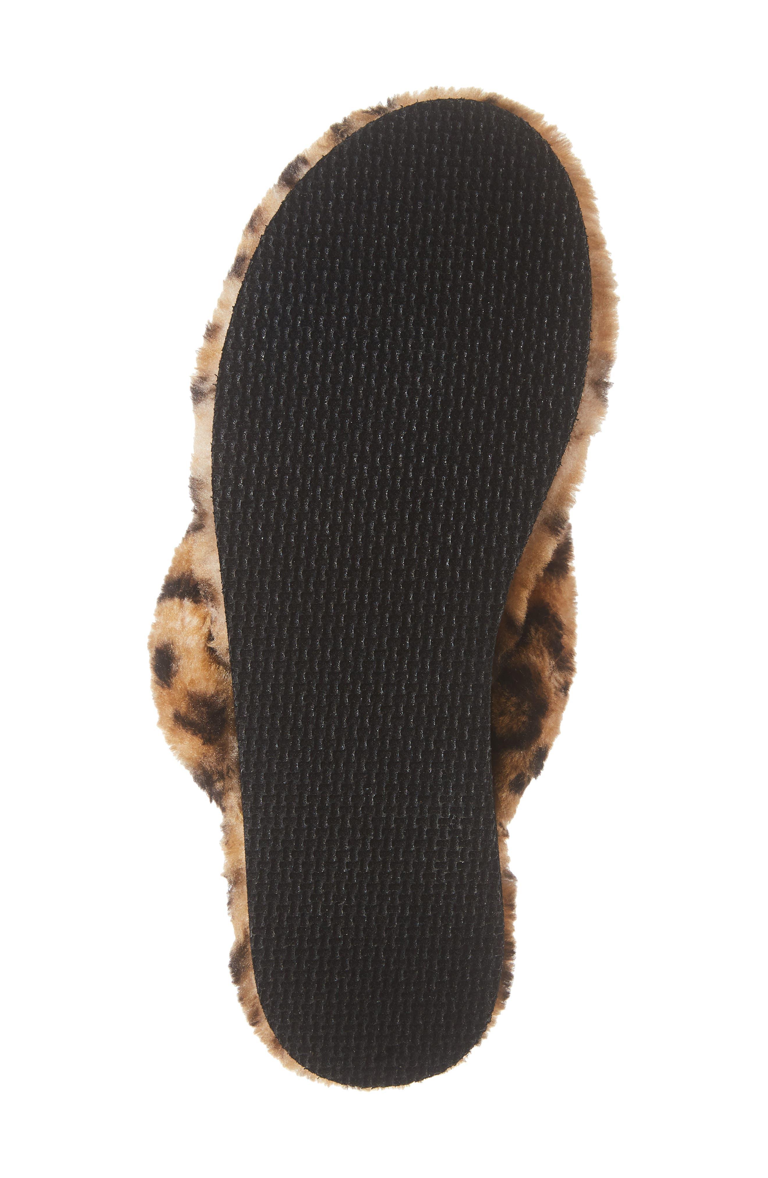 Faux Fur Slipper Bundle Set,                             Alternate thumbnail 6, color,                             200