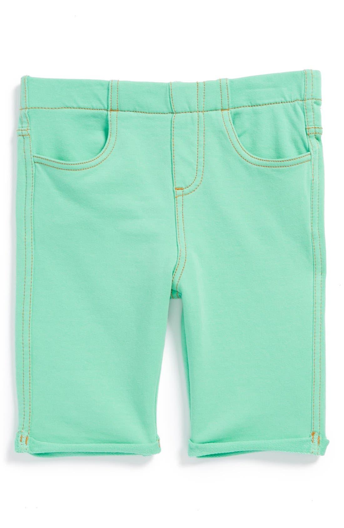 'Jenna' Jegging Shorts,                             Main thumbnail 3, color,