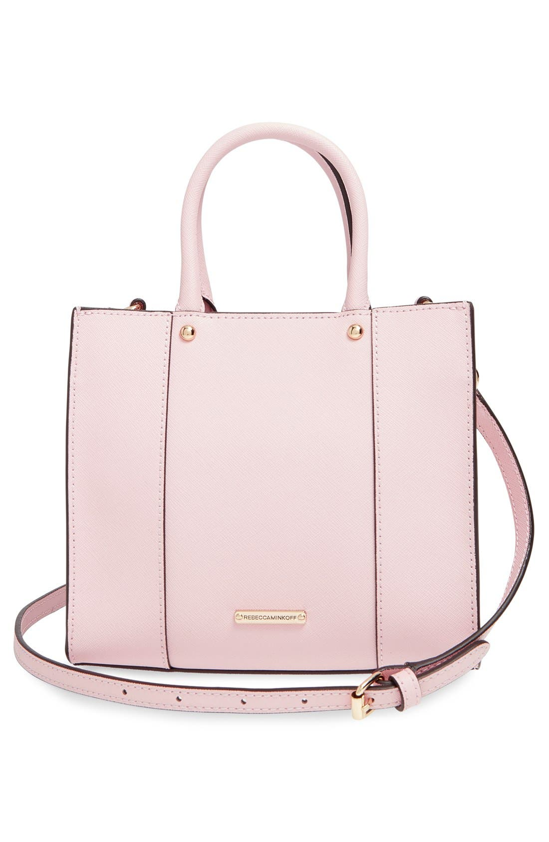 'Mini MAB Tote' Crossbody Bag,                             Alternate thumbnail 93, color,