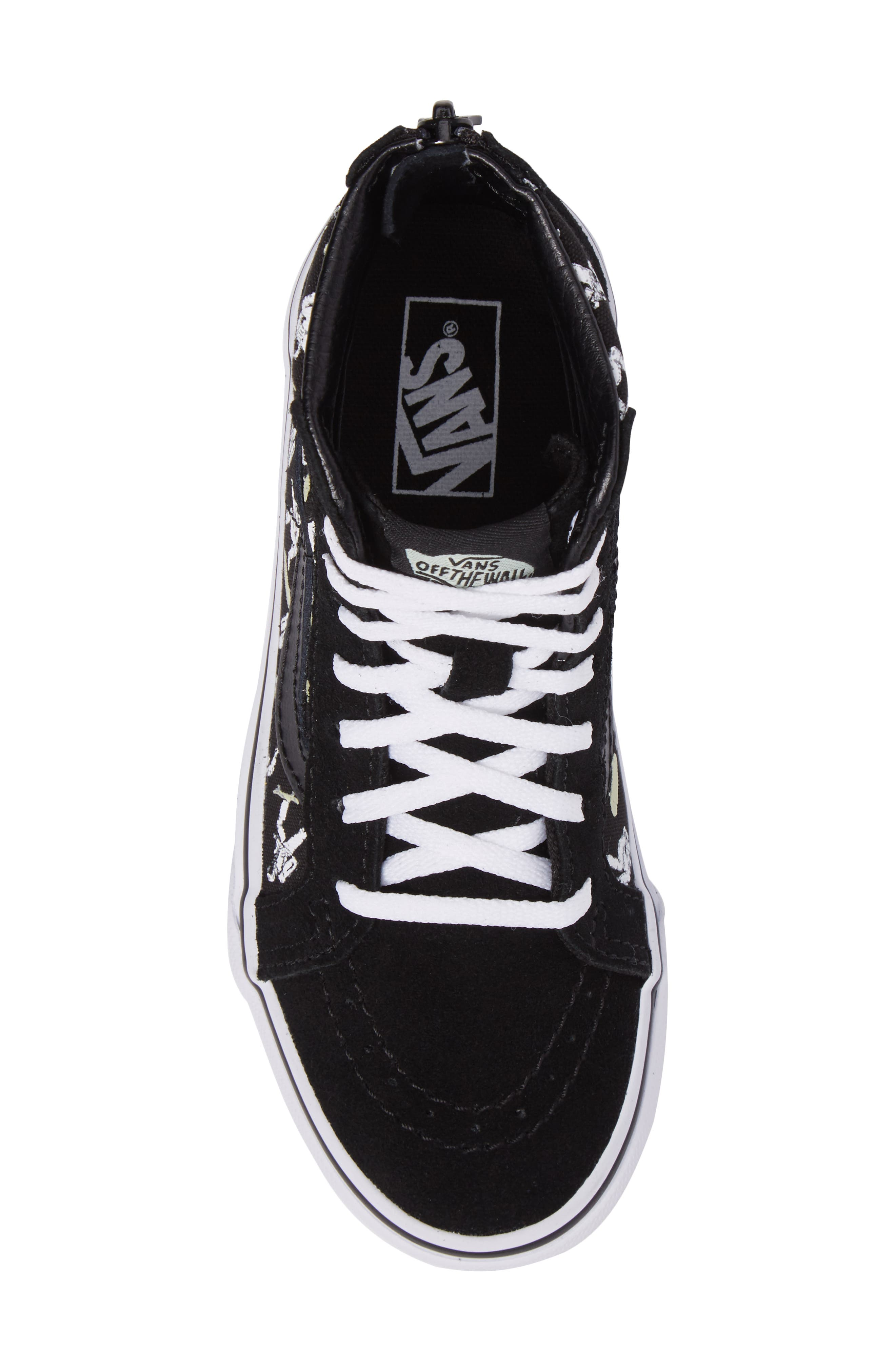 SK8-Hi Zip Astronaut Sneaker,                             Alternate thumbnail 5, color,