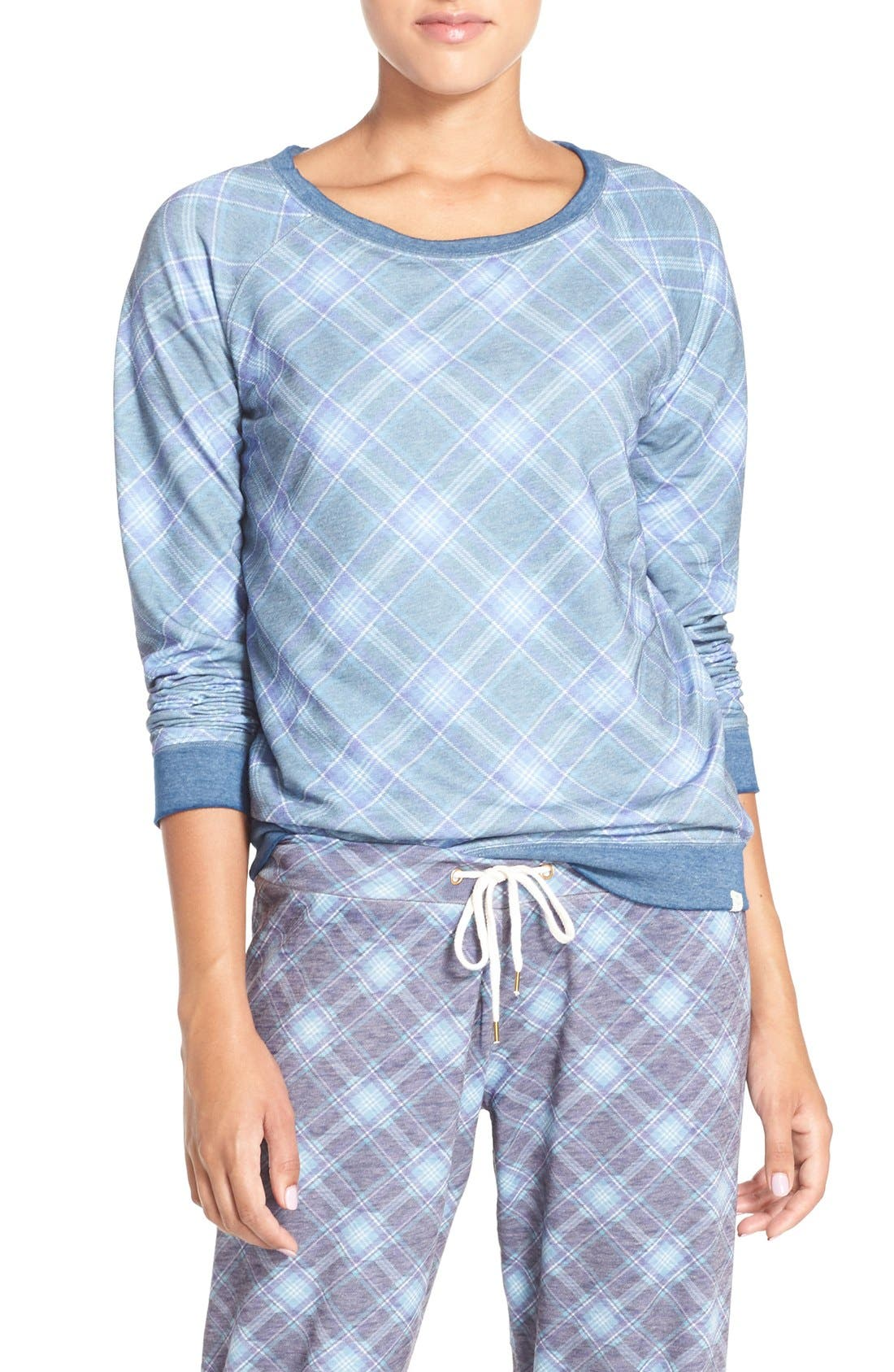 Burnout Lounge Sweatshirt,                             Main thumbnail 34, color,