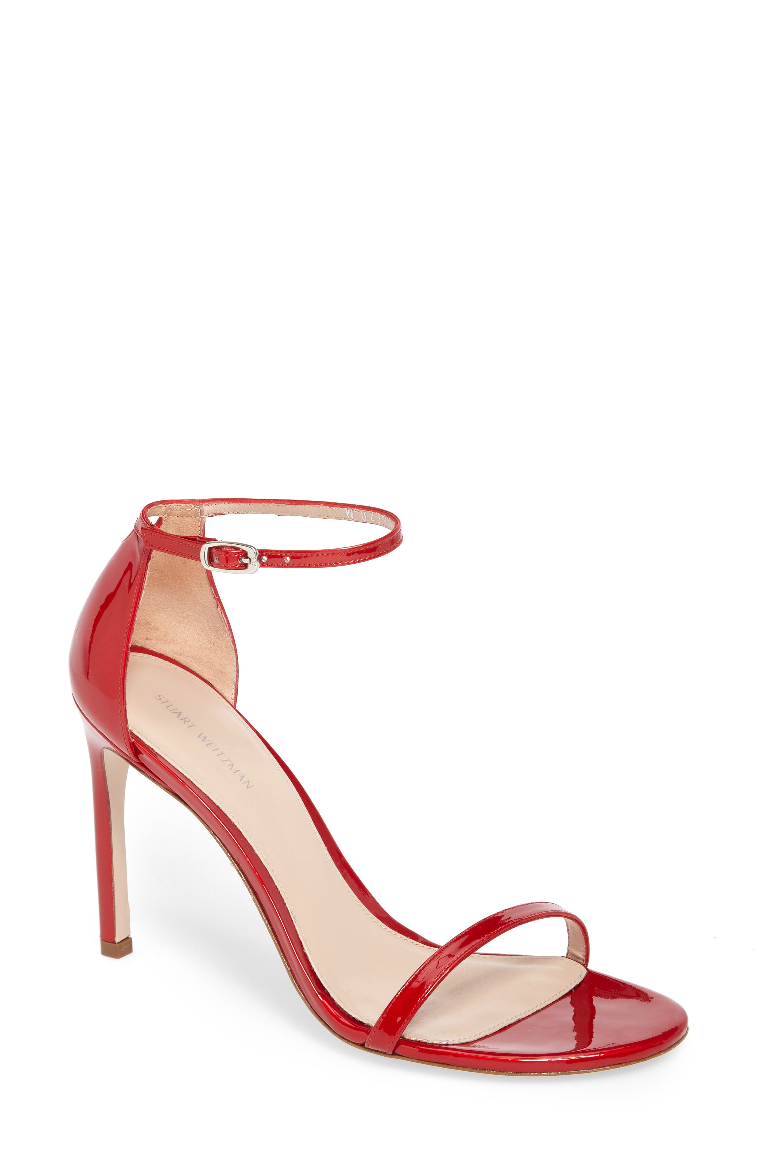 Nudistsong Ankle Strap Sandal,                             Main thumbnail 10, color,