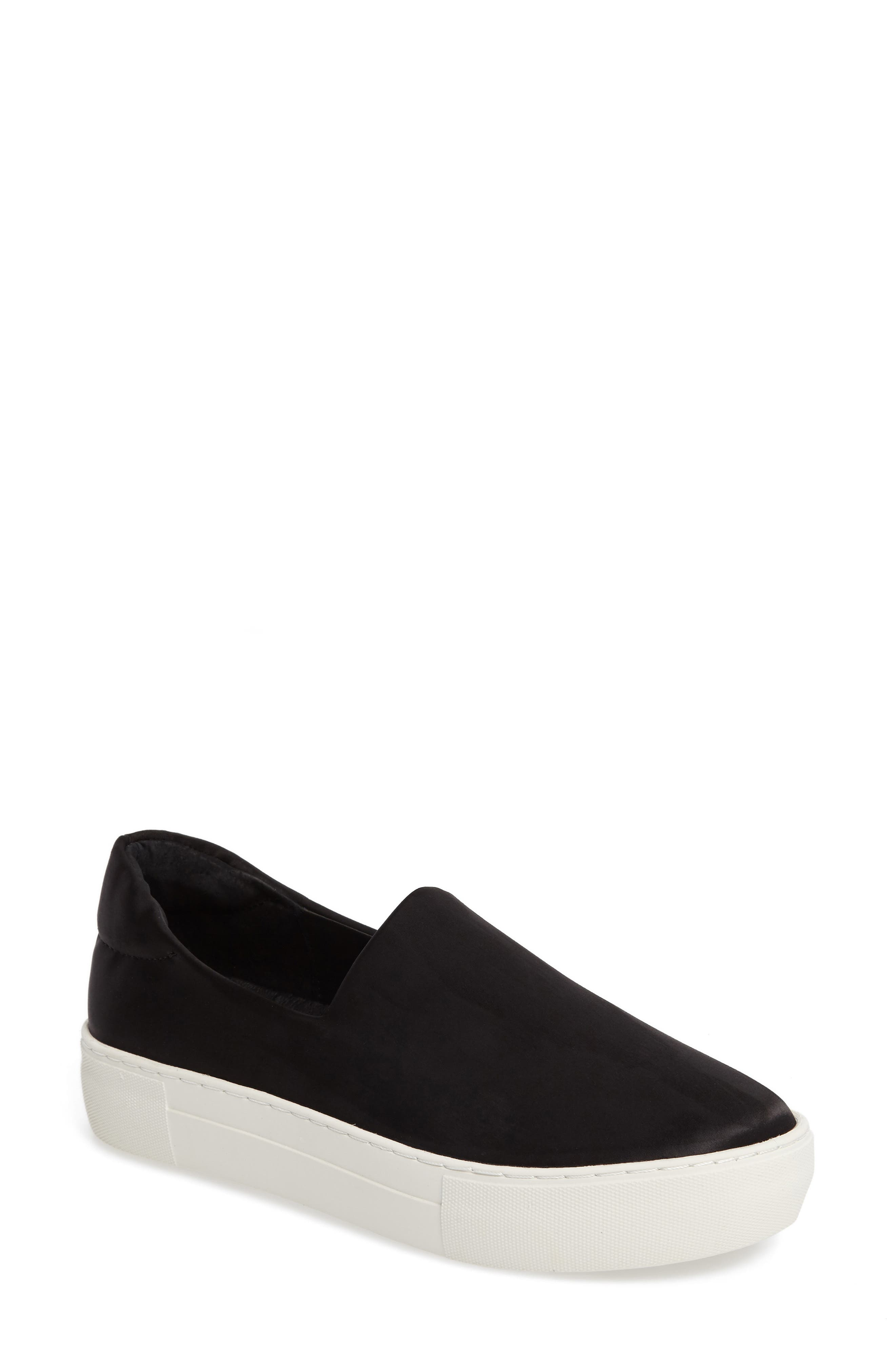 Abba Slip-On Platform Sneaker,                         Main,                         color, 001