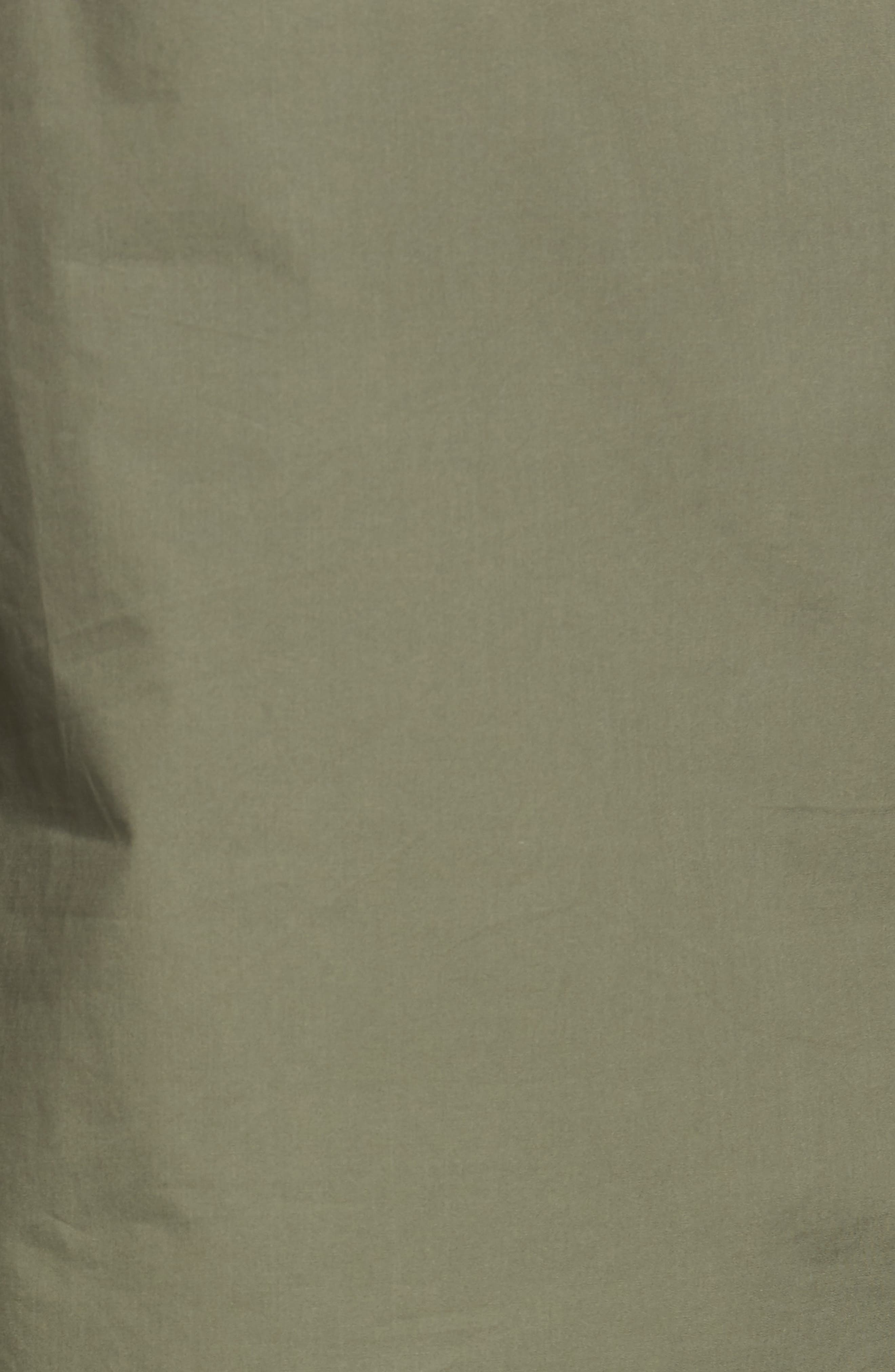 Tie Cuff Poplin Top,                             Alternate thumbnail 5, color,                             307