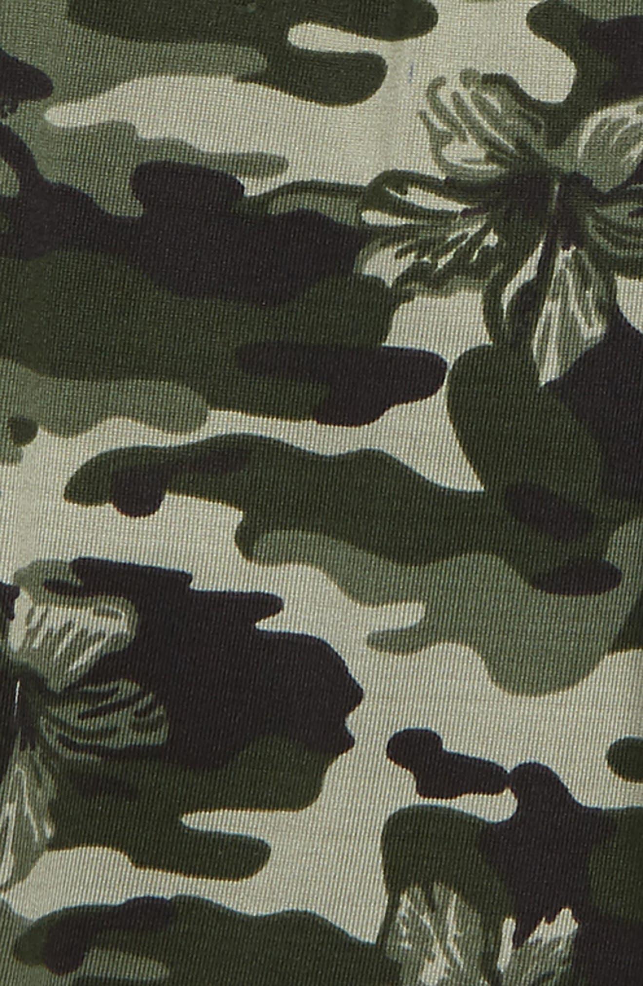 Floral Camo 2-Pack Boxer Briefs,                             Alternate thumbnail 2, color,                             BLACK