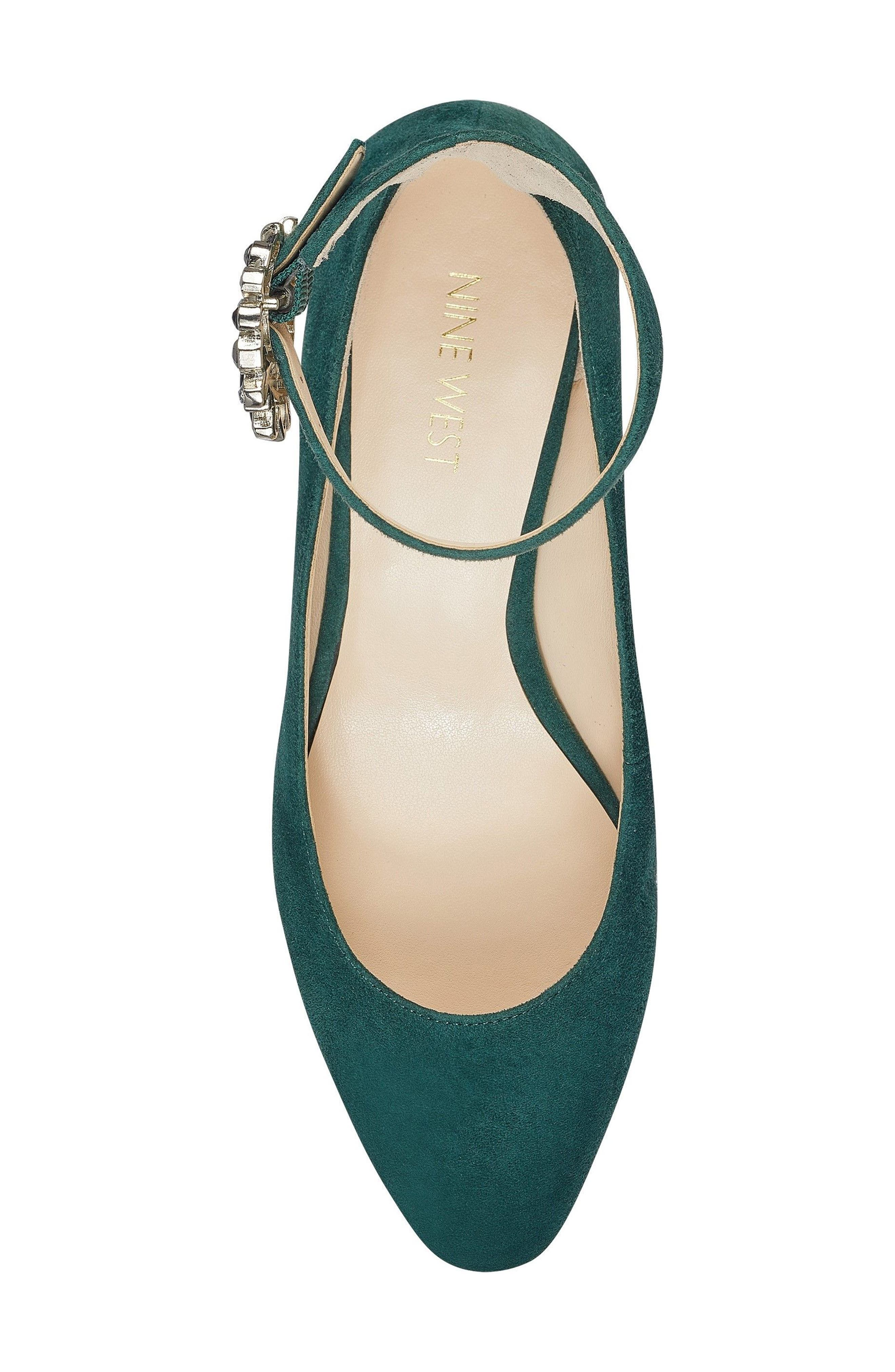 Bartly Ankle Strap Pump,                             Alternate thumbnail 15, color,
