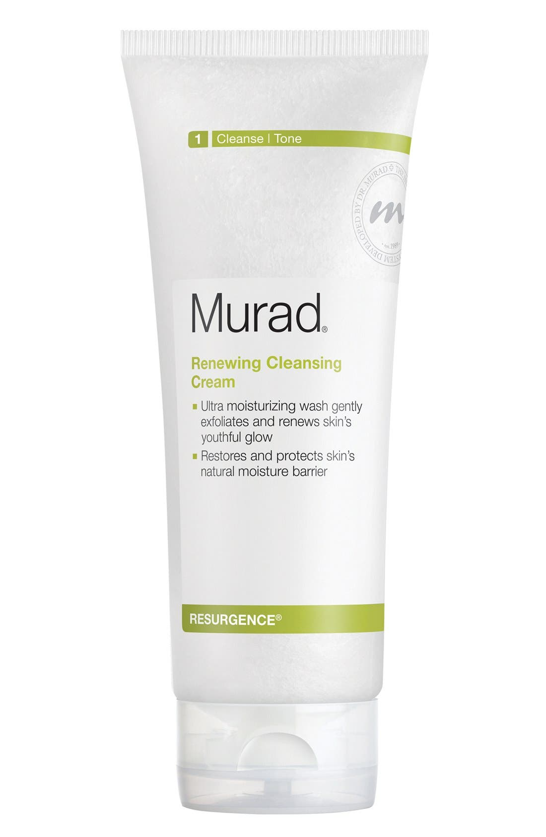 Renewing Cleansing Cream,                             Main thumbnail 1, color,                             NO COLOR