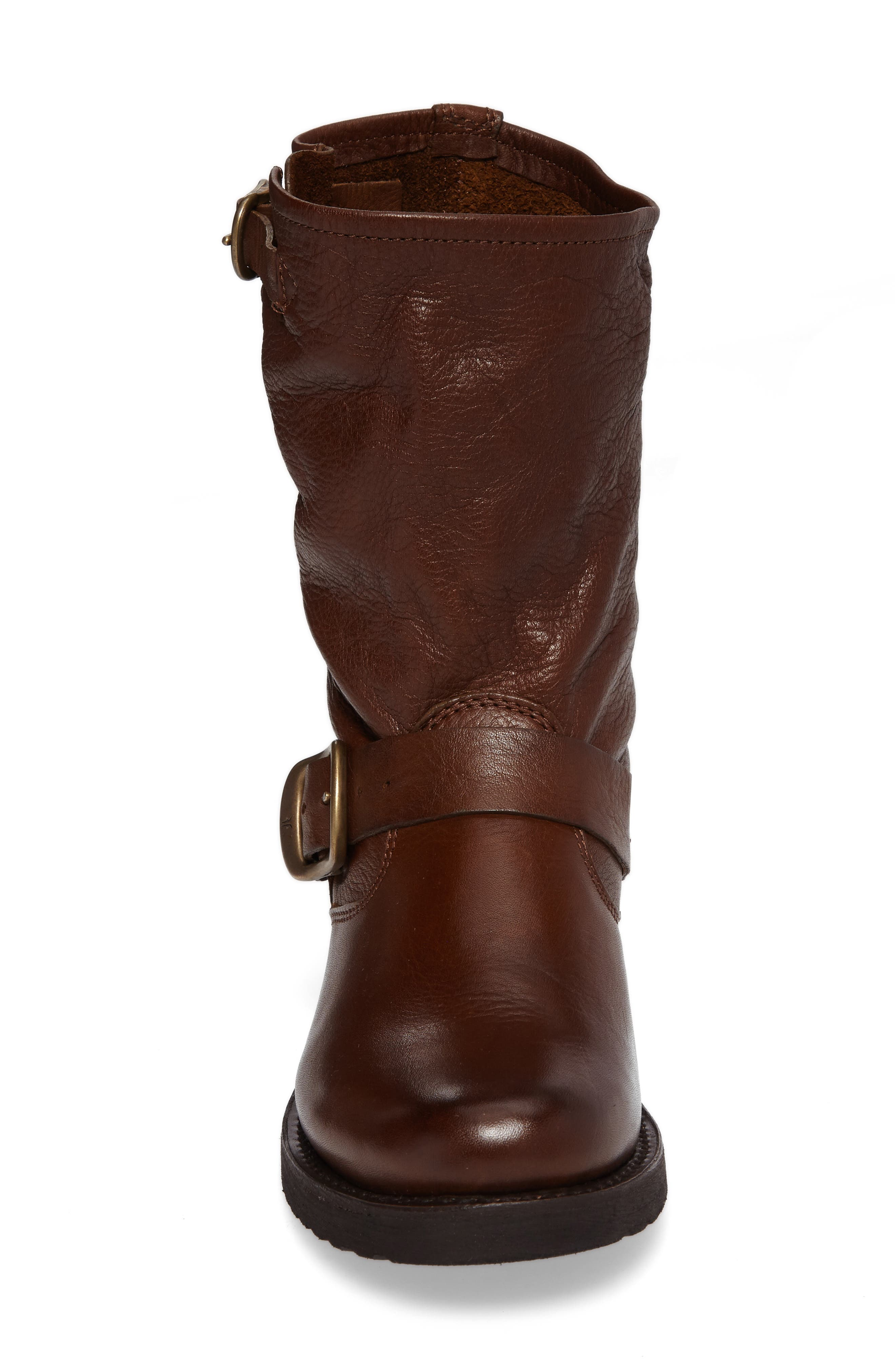 'Veronica Short' Slouchy Boot,                             Alternate thumbnail 37, color,
