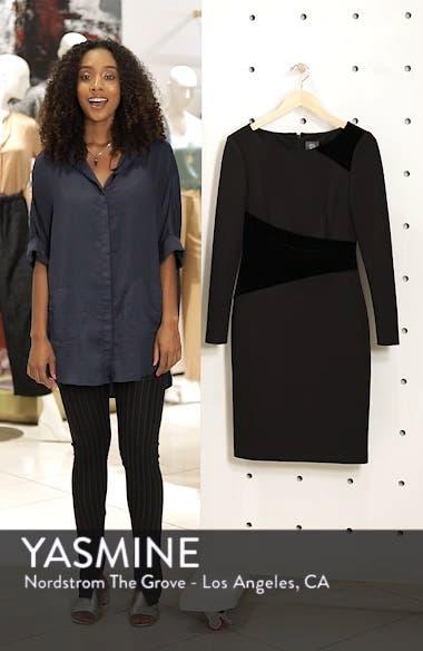 Contrast Dress, sales video thumbnail