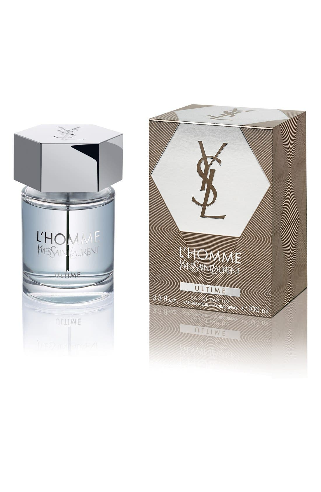 'L'Homme Ultime' Eau de Parfum,                             Alternate thumbnail 2, color,                             NO COLOR