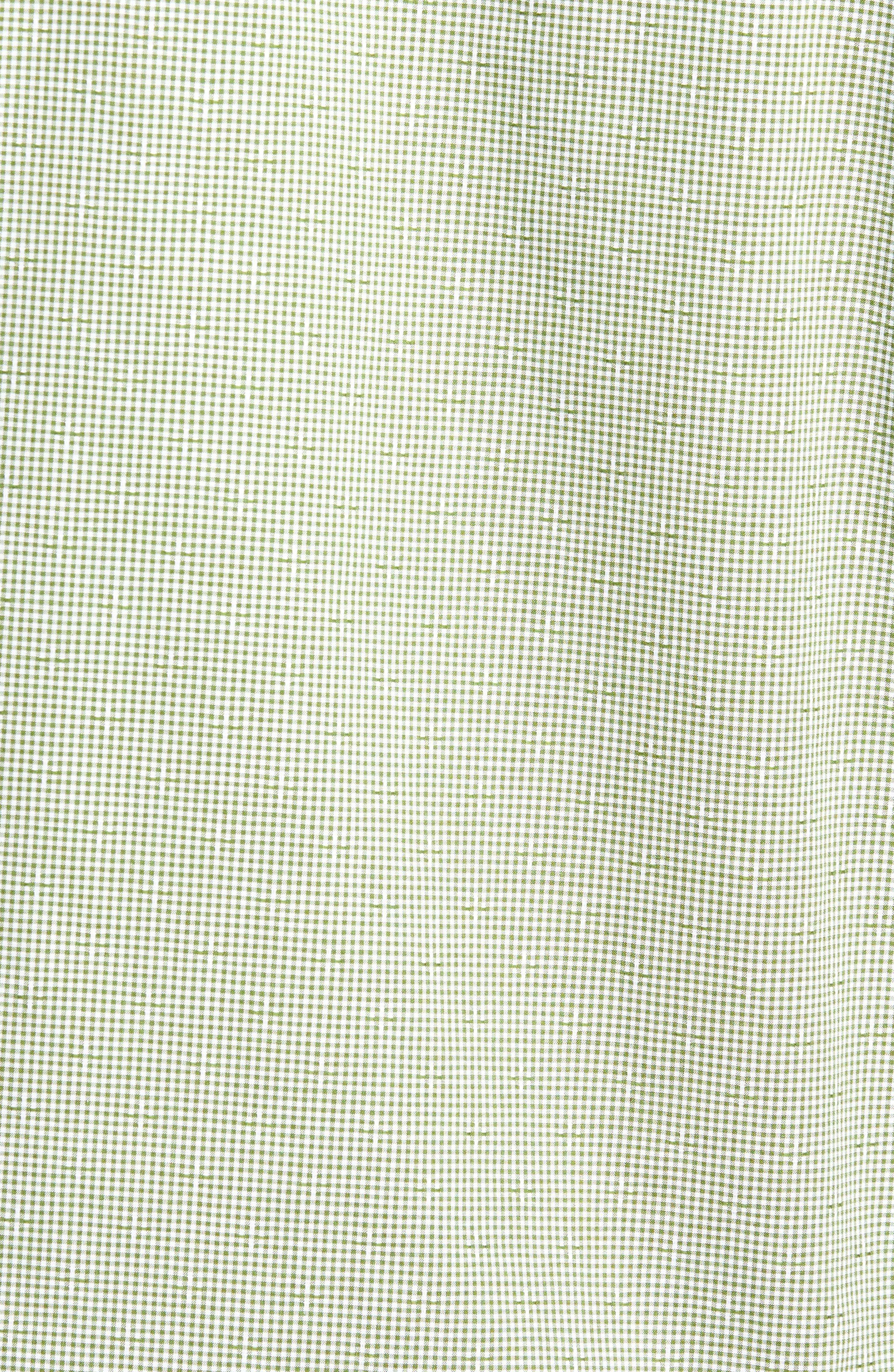 Check Sport Shirt,                             Alternate thumbnail 5, color,                             300