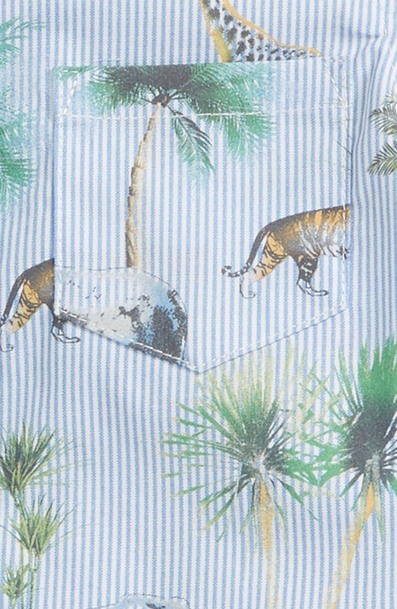 Safari Woven Shirt & Shorts Set,                             Alternate thumbnail 2, color,                             430