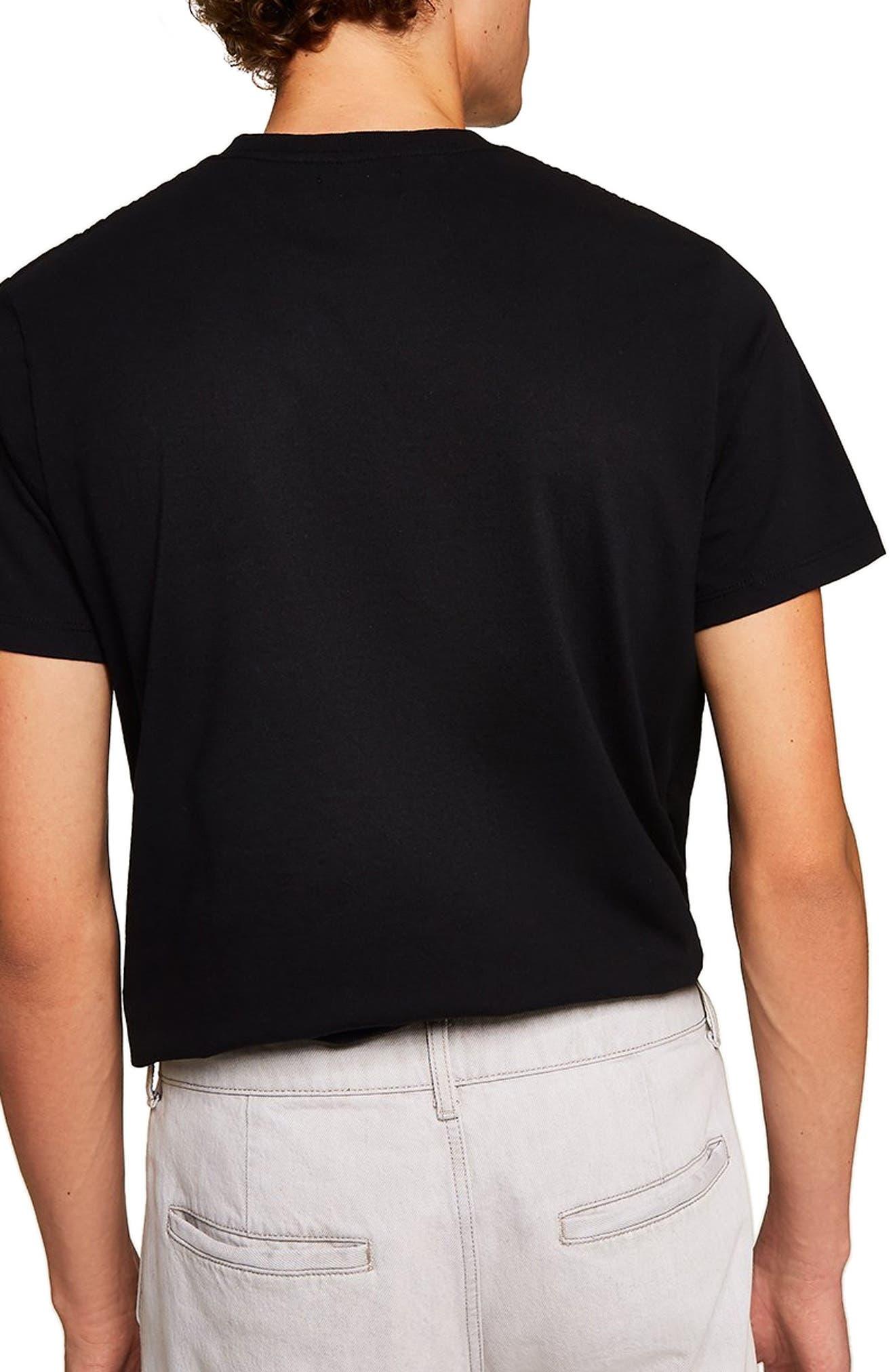 Legit Graphic T-Shirt,                             Alternate thumbnail 2, color,                             BLACK MULTI