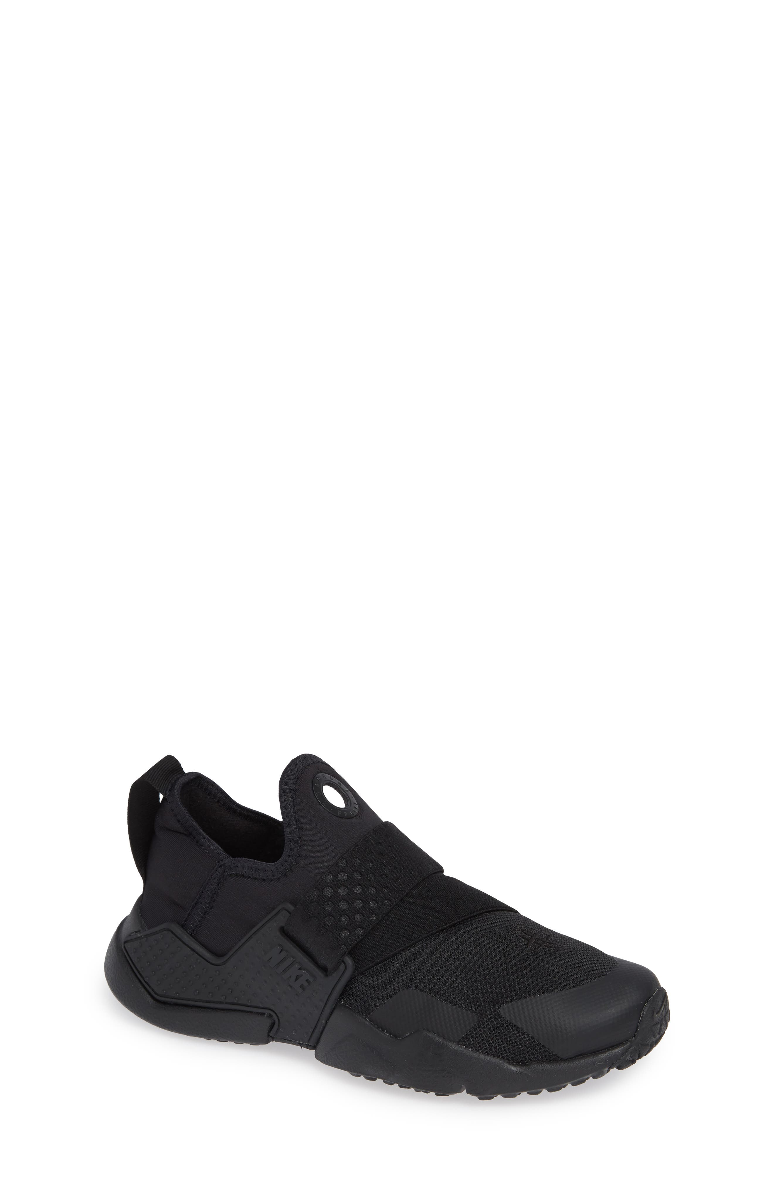 Huarache Extreme Sneaker,                             Main thumbnail 1, color,                             BLACK