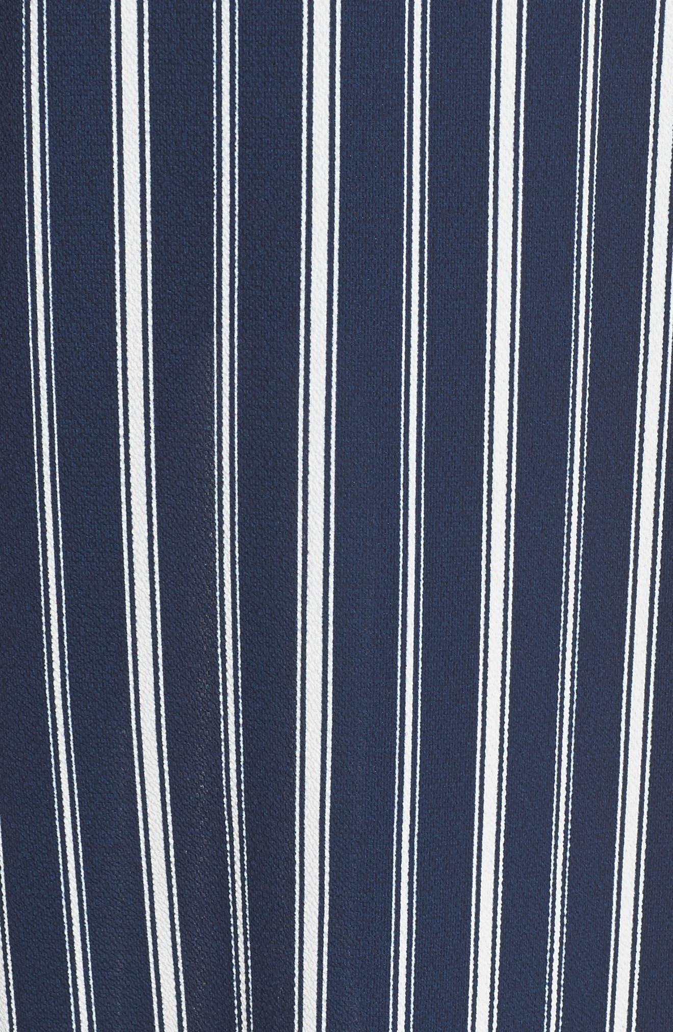 Knot Front Maxi Dress,                             Alternate thumbnail 5, color,                             439