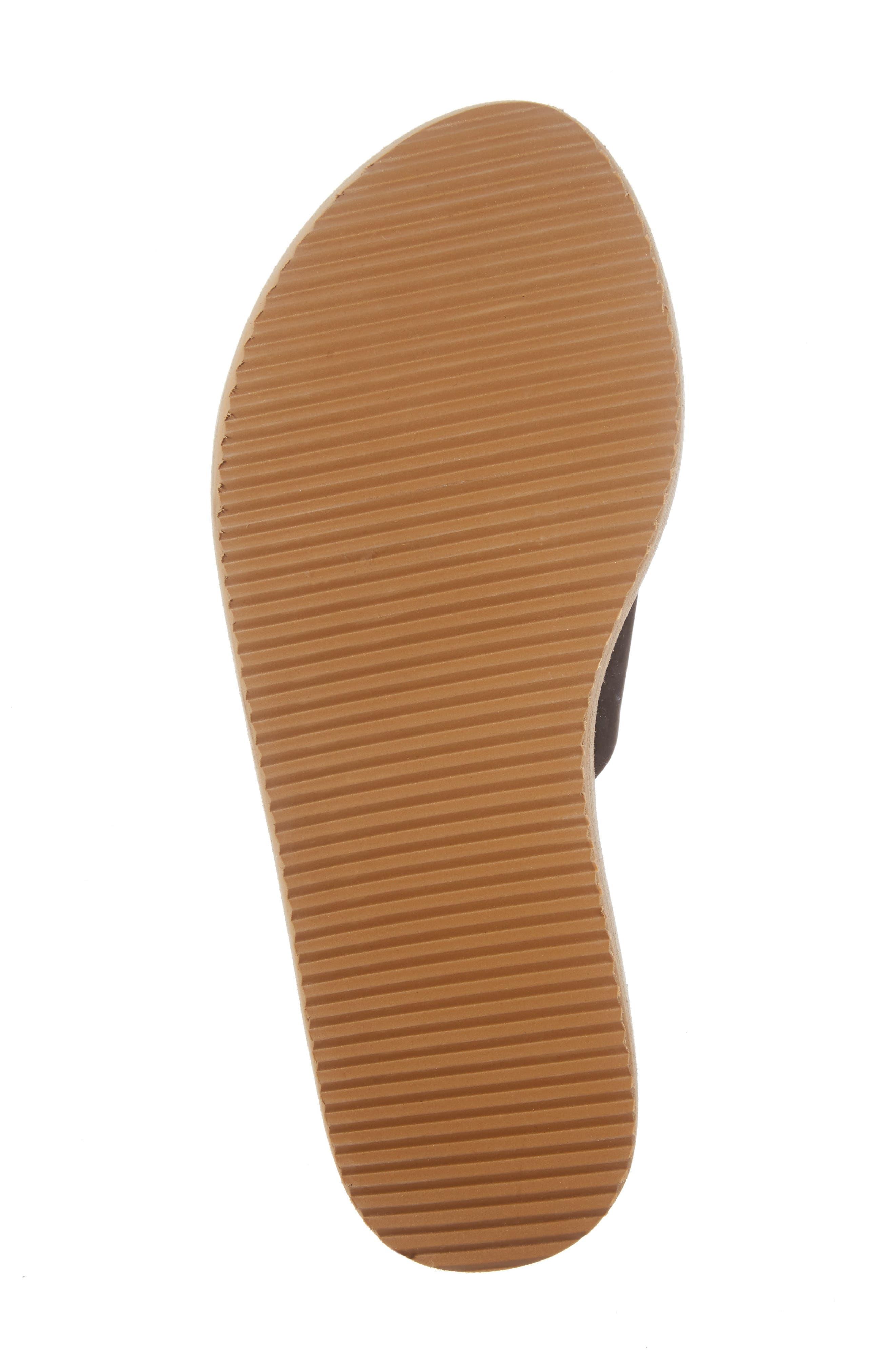 Energy Platform Sandal,                             Alternate thumbnail 6, color,                             001