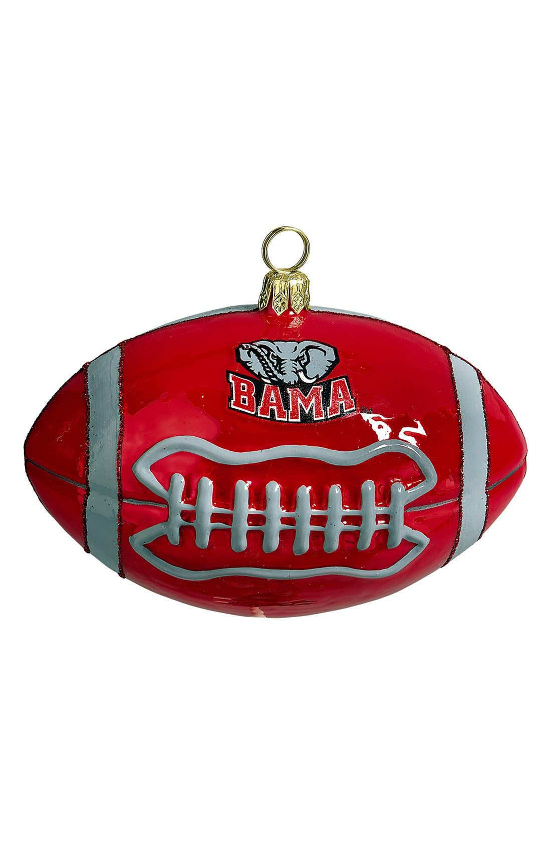 'College Football' Ornament,                         Main,                         color, UNIVERSITY OF ALABAMA