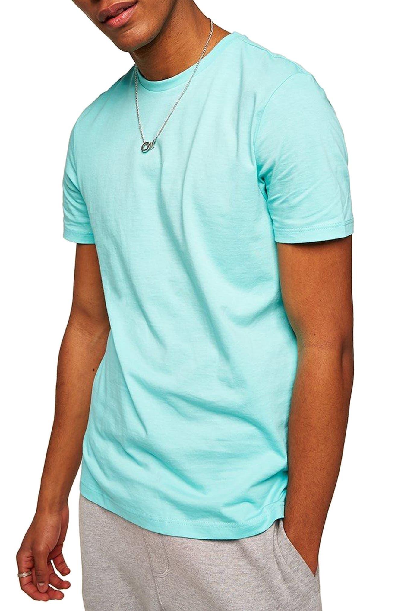 Slim Fit Crewneck T-Shirt,                             Main thumbnail 11, color,