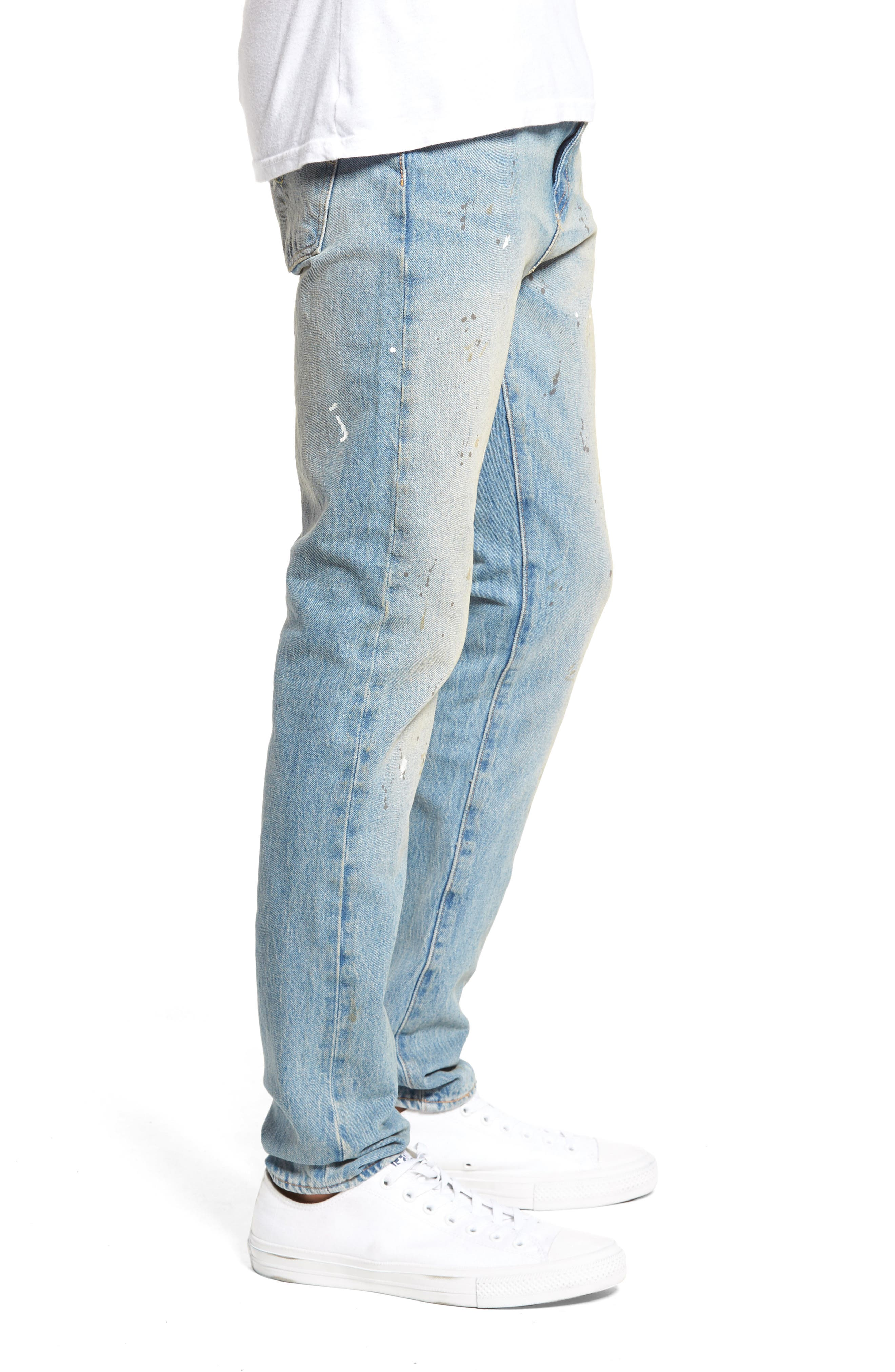510<sup>™</sup> Skinny Fit Jeans,                             Alternate thumbnail 3, color,                             421