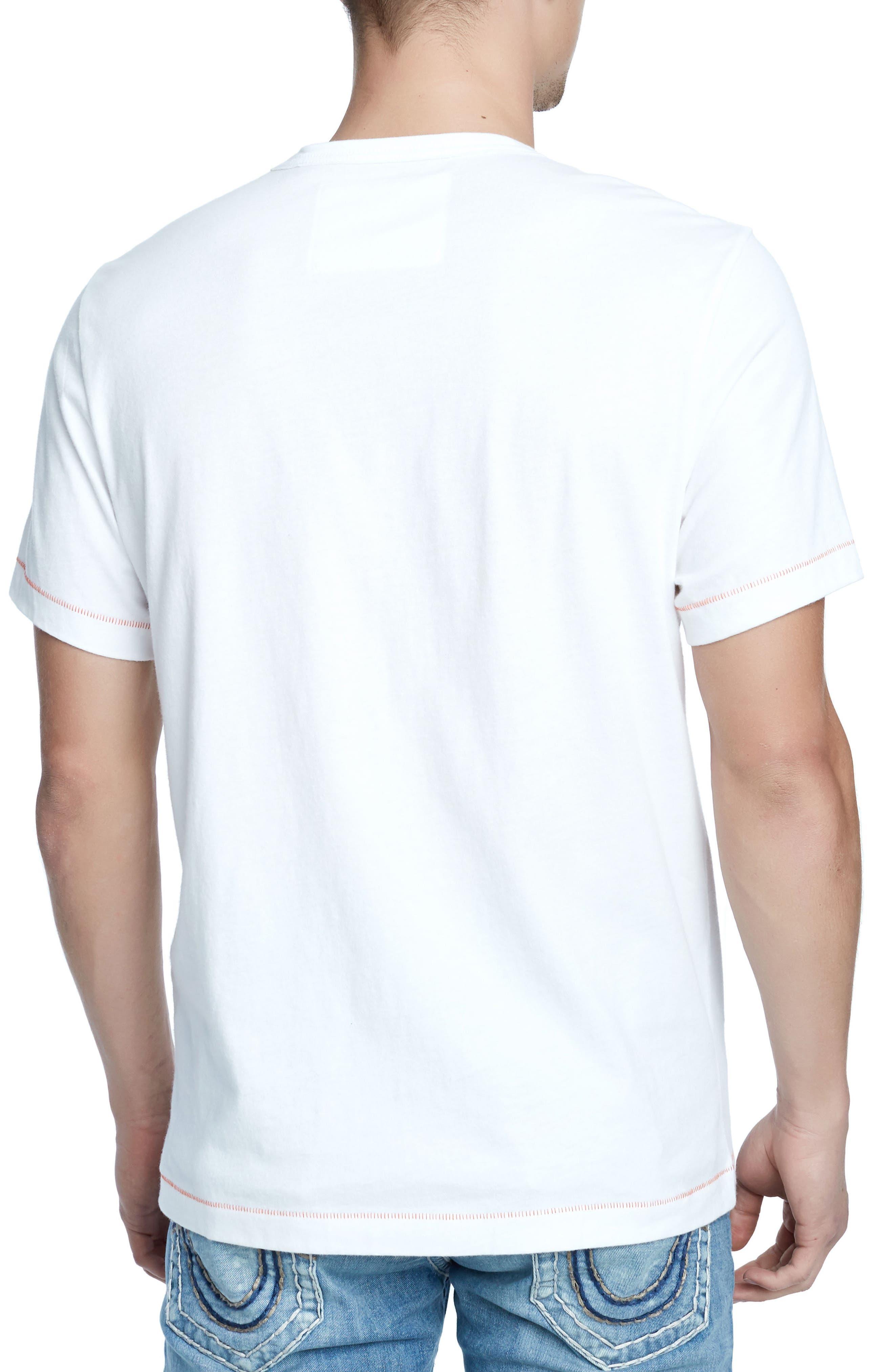 Desert Mirage Logo T-Shirt,                             Alternate thumbnail 2, color,