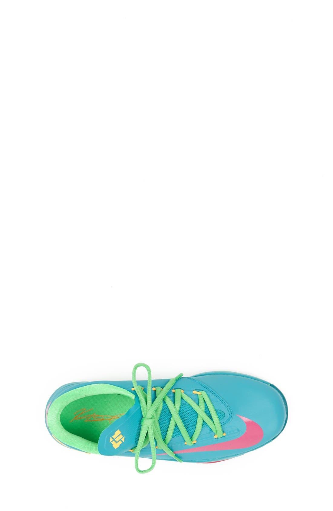 'KD VI' Basketball Shoe,                             Alternate thumbnail 3, color,                             304