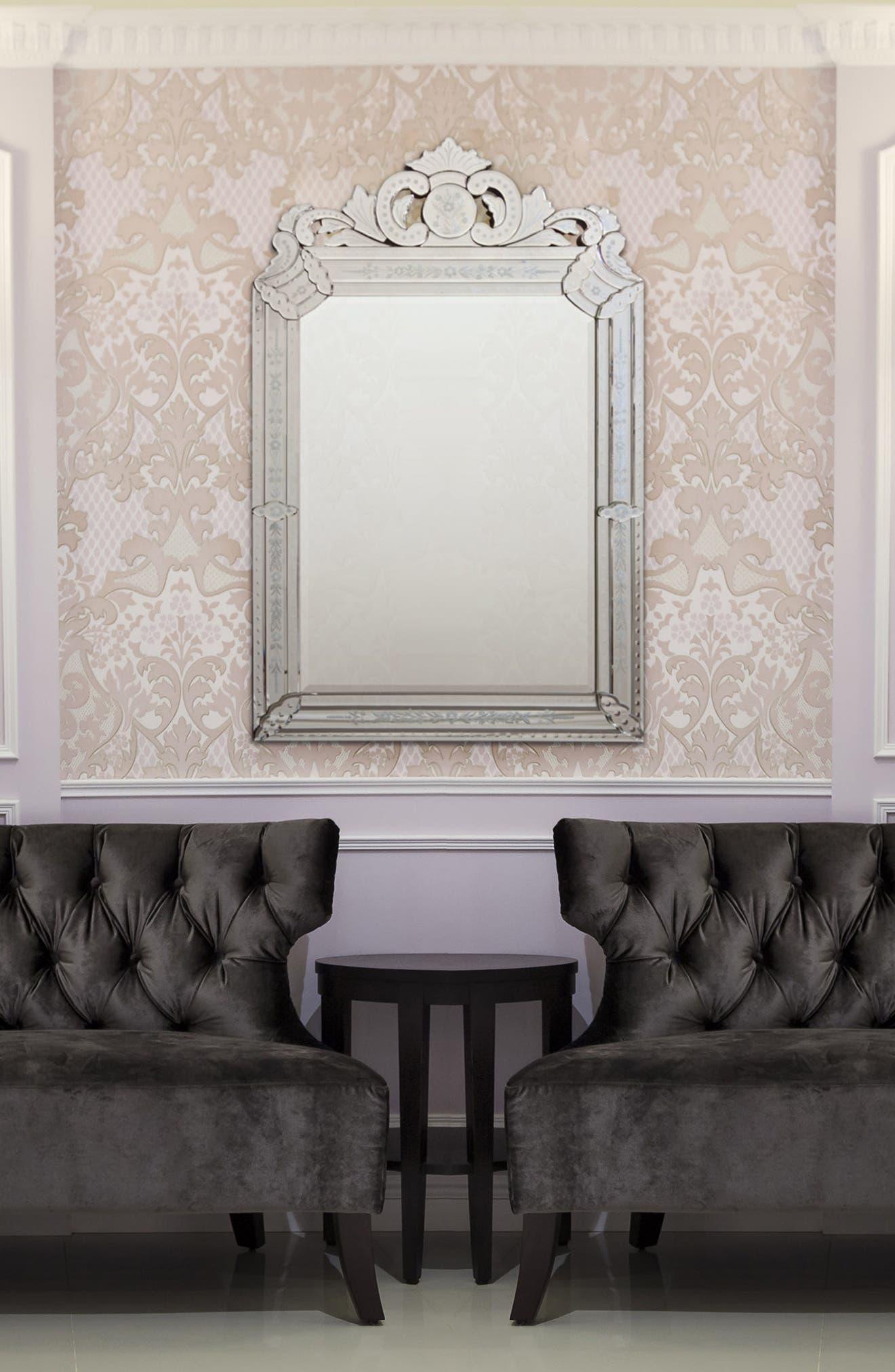 Mansard Mirror,                             Alternate thumbnail 5, color,