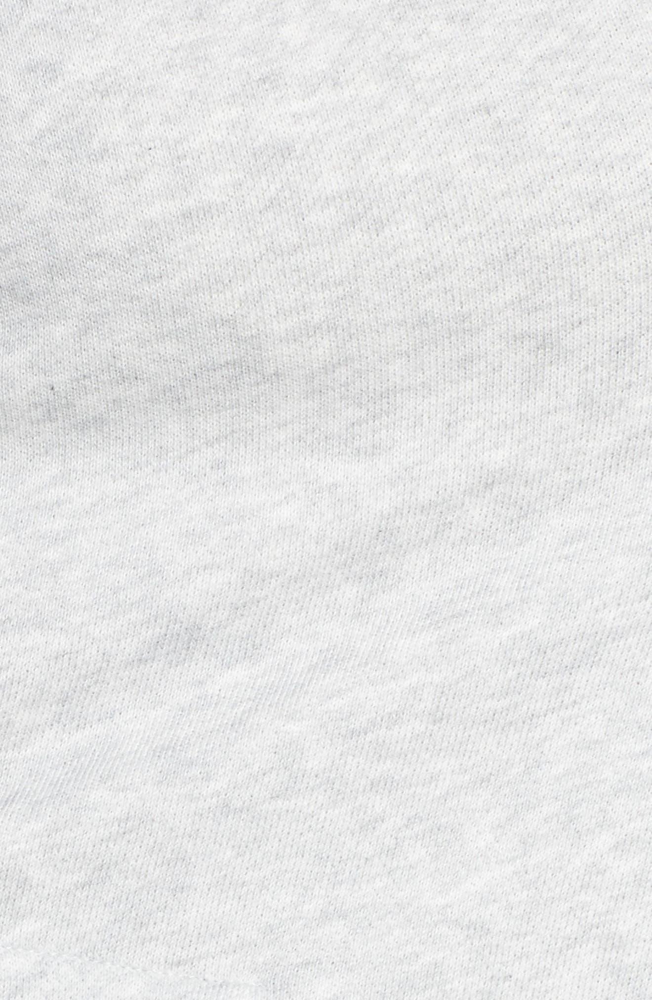 Knit Drape Front Jacket,                             Alternate thumbnail 6, color,                             050