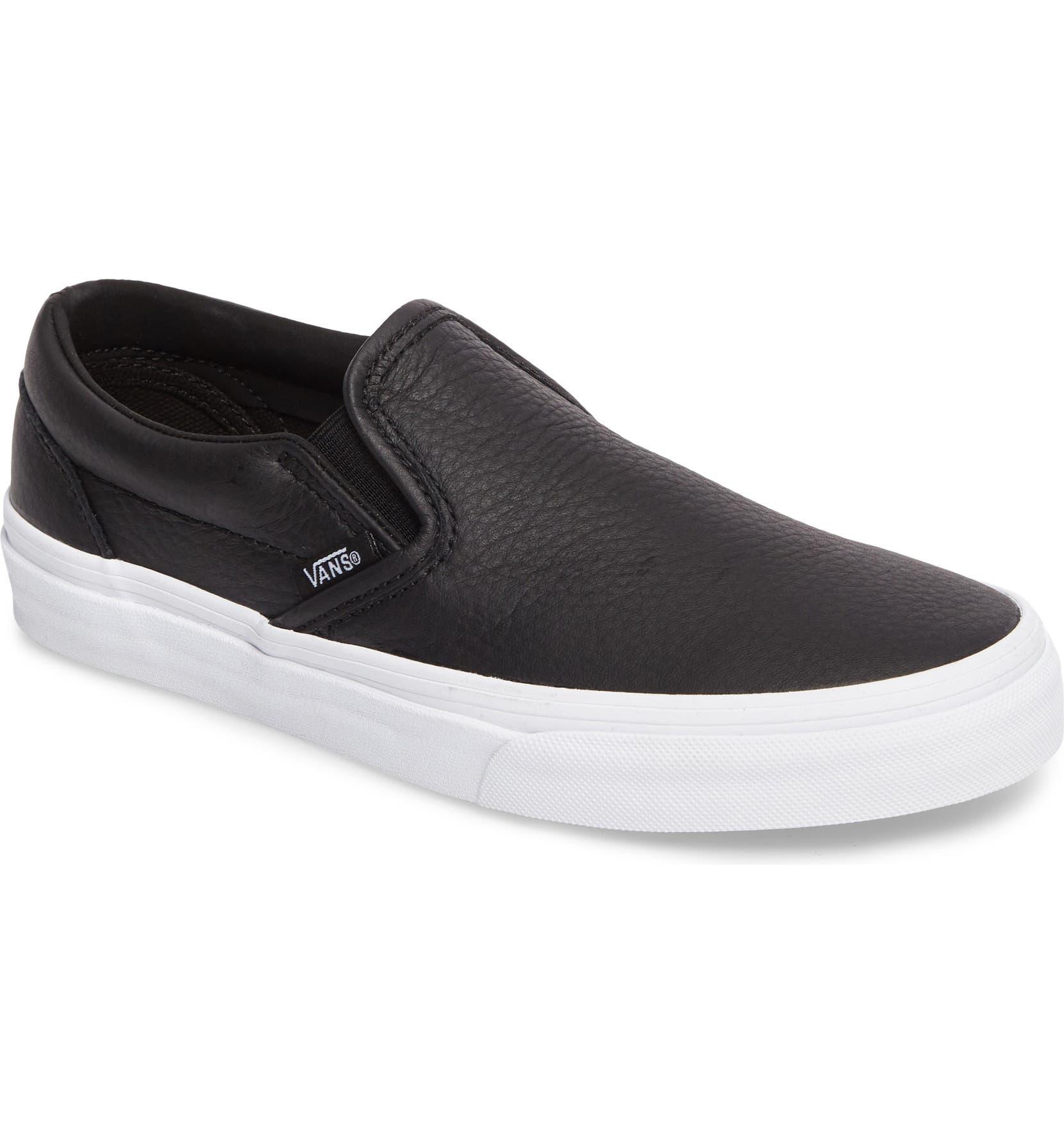 12b420e779f Vans Classic Slip-On Sneaker (Women)
