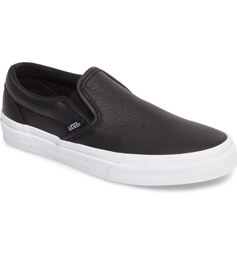 Vans Classic Slip-On Sneaker (Women)  d606d6a85288b