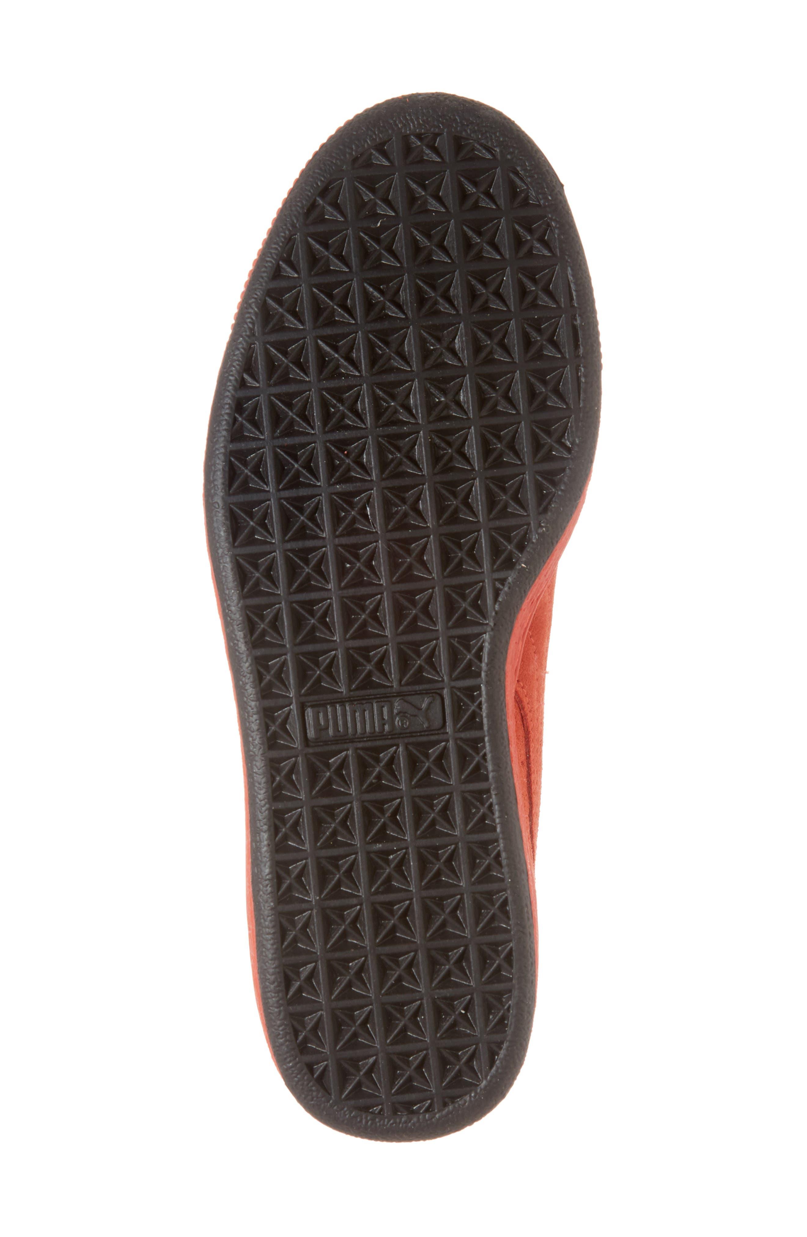 PUMA,                             x MAC ONE Suede Classic Sneaker,                             Alternate thumbnail 6, color,                             600